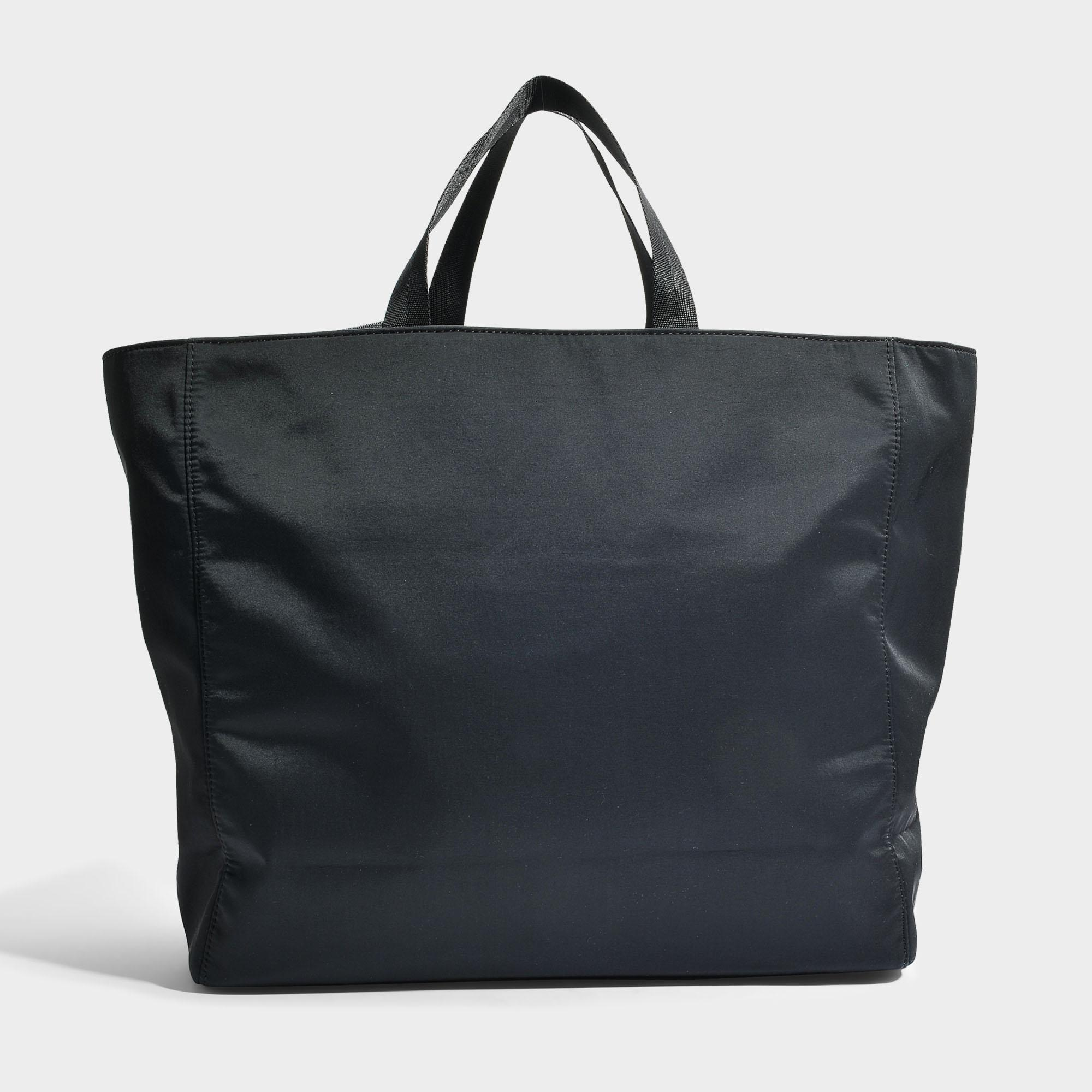 763fde72 KENZO Sport Tote Bag In Black Nylon