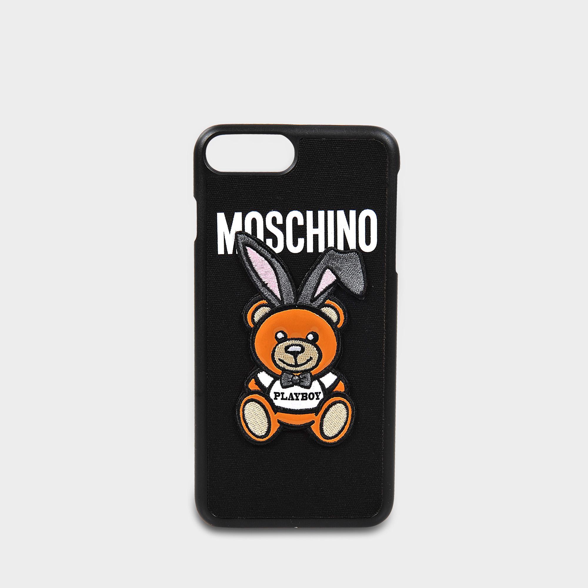 moschino coque iphone 7