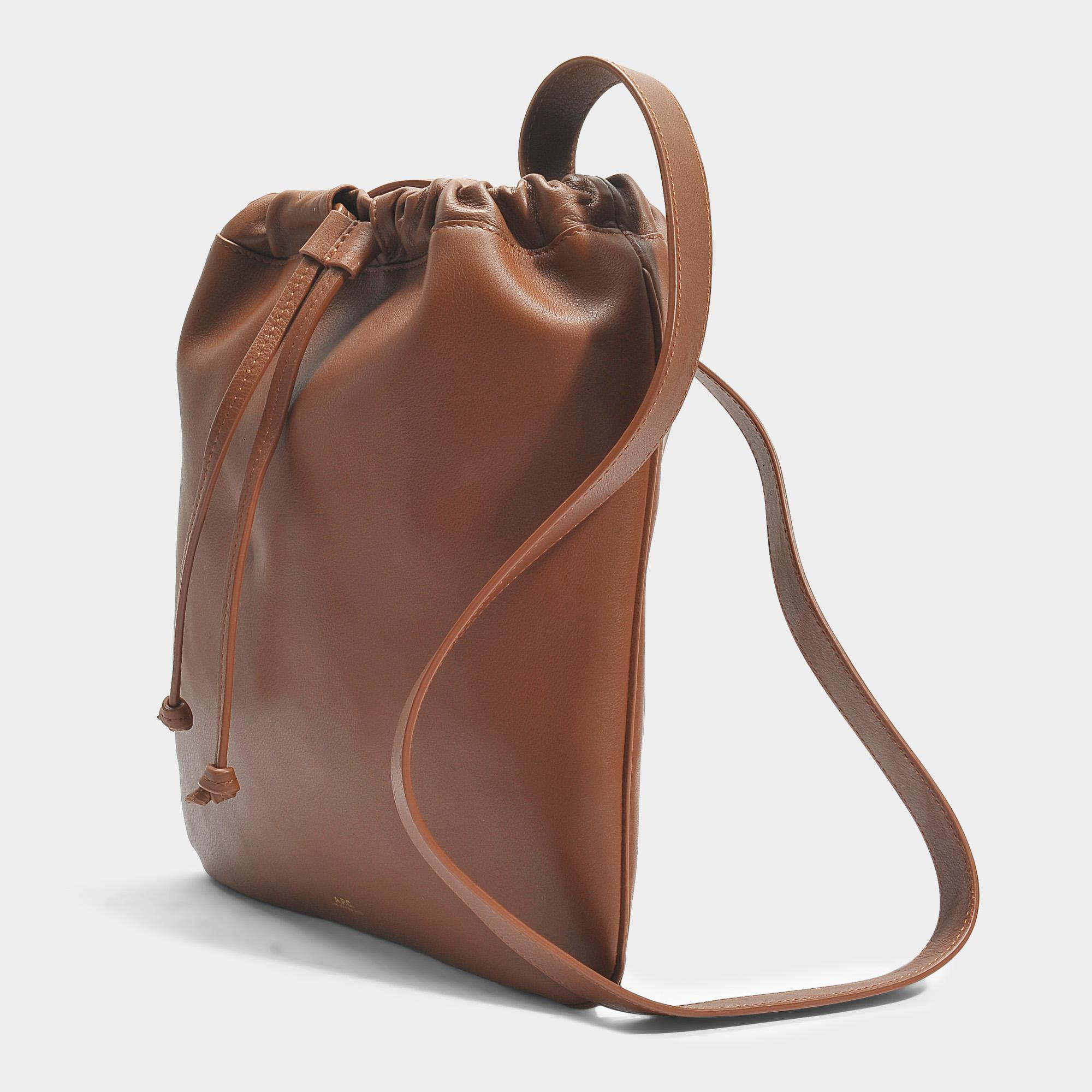 Havane Bag in Noisette Smooth Calfskin A.P.C. Clearance Authentic Discount Eastbay Free Shipping Best Store To Get Outlet Popular ocYBmP