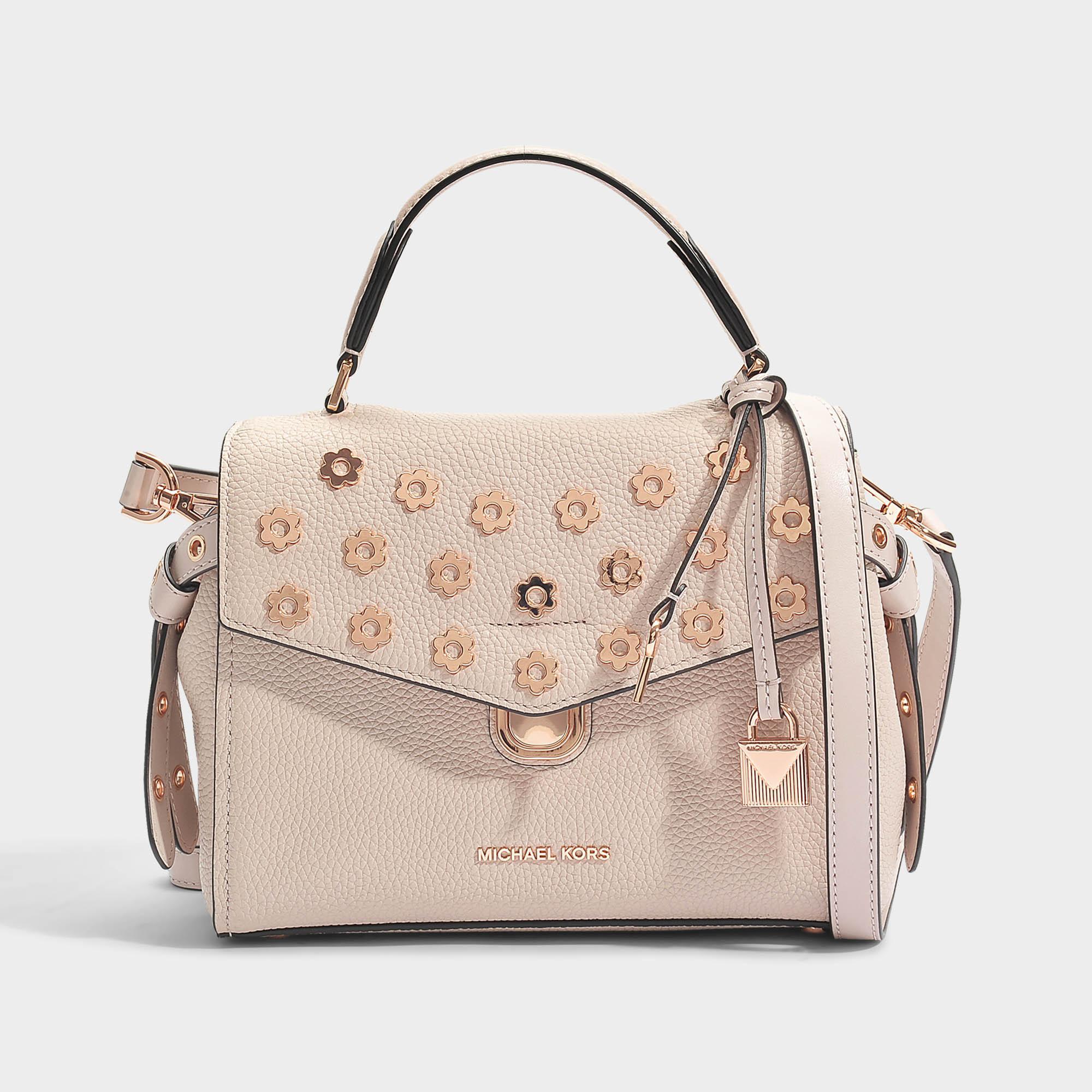 6df66782a1c53 Lyst - MICHAEL Michael Kors Bristol Small Top Handle Satchel Bag
