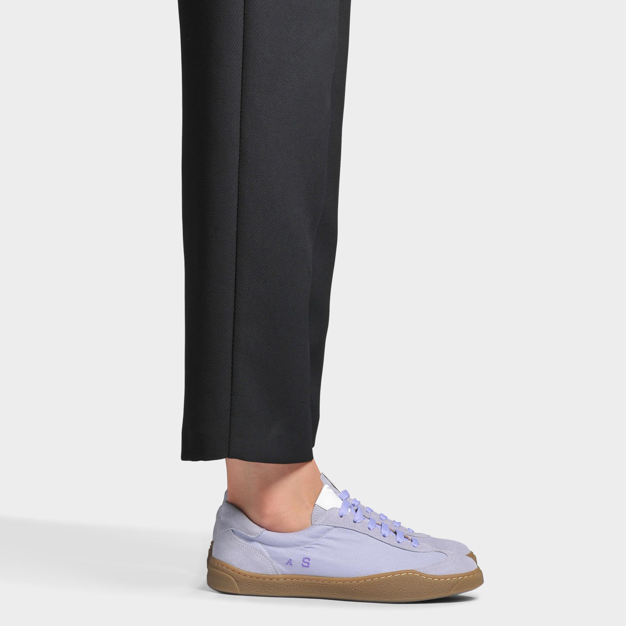 Acne Studios Denim Lhara Sneakers