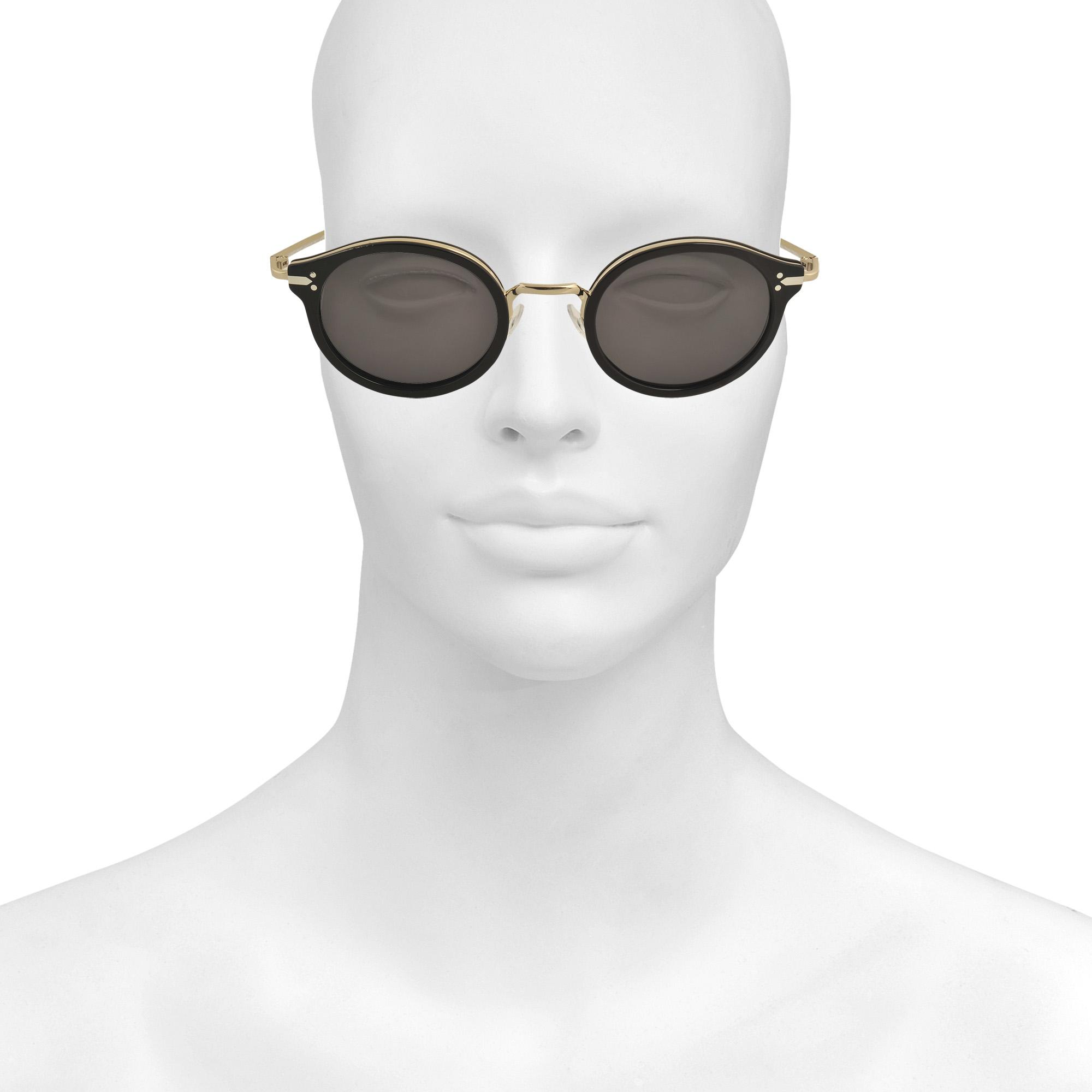 Celine Cl 41082/s Joe Sunglasses in Black