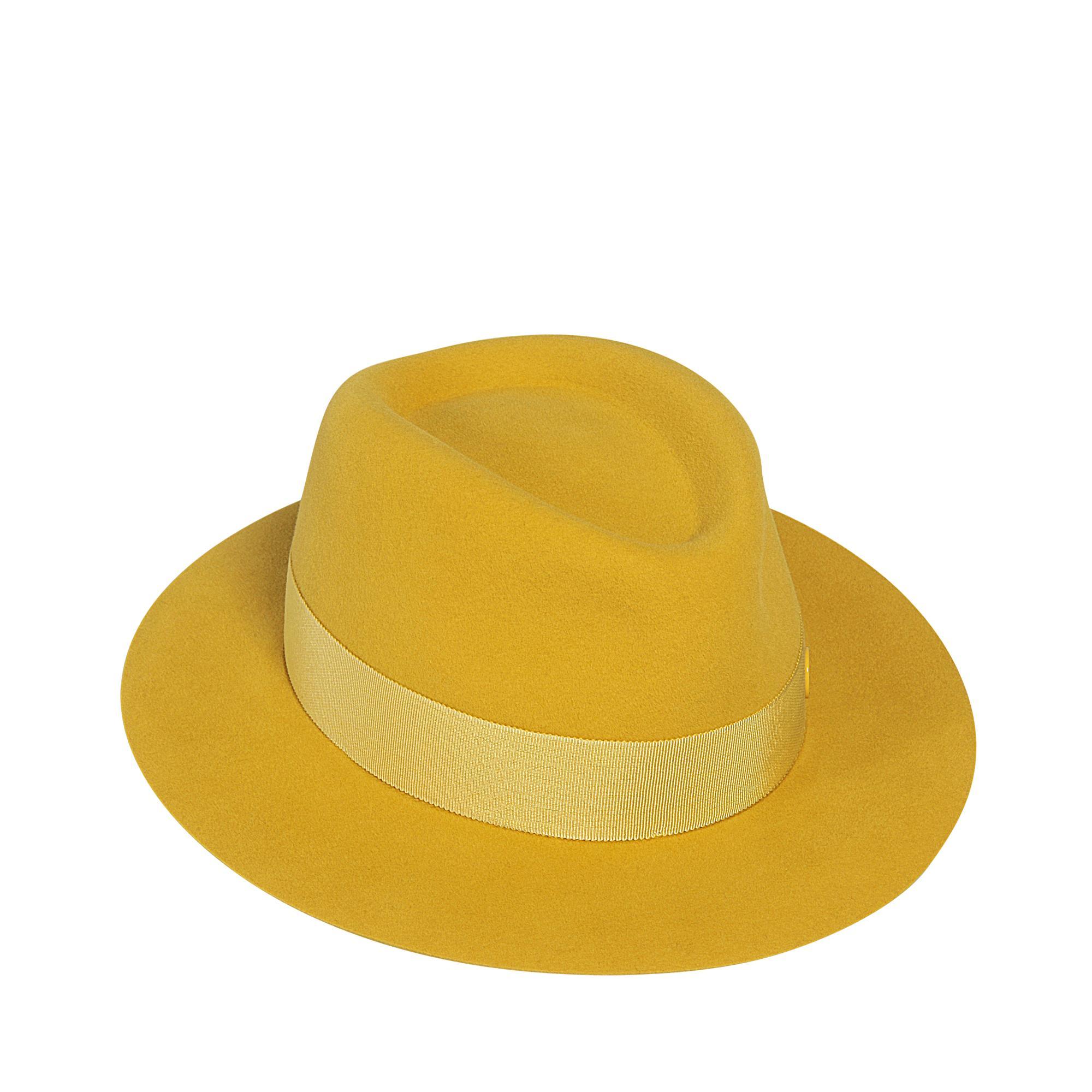 Lyst maison michel andre hat for Maison michel