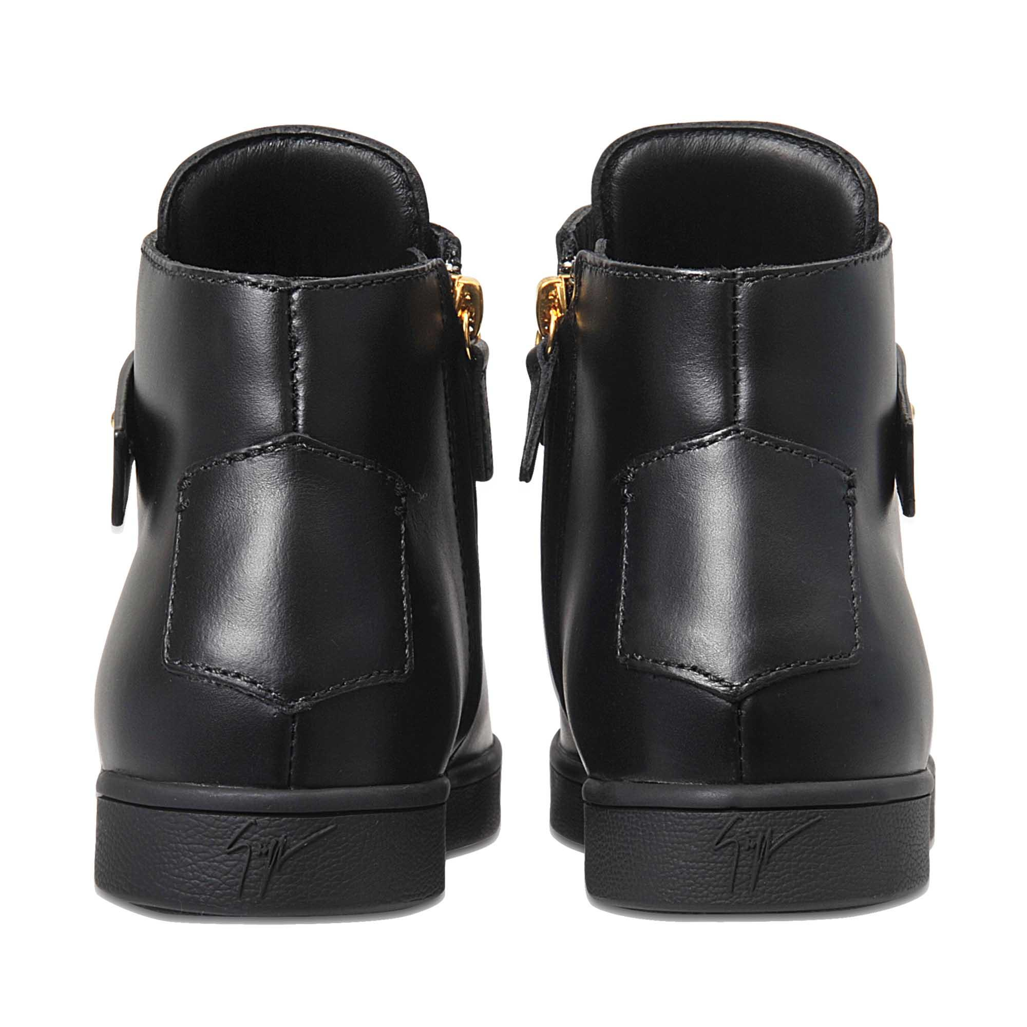 Giuseppe Zanotti Leather James Sneaker