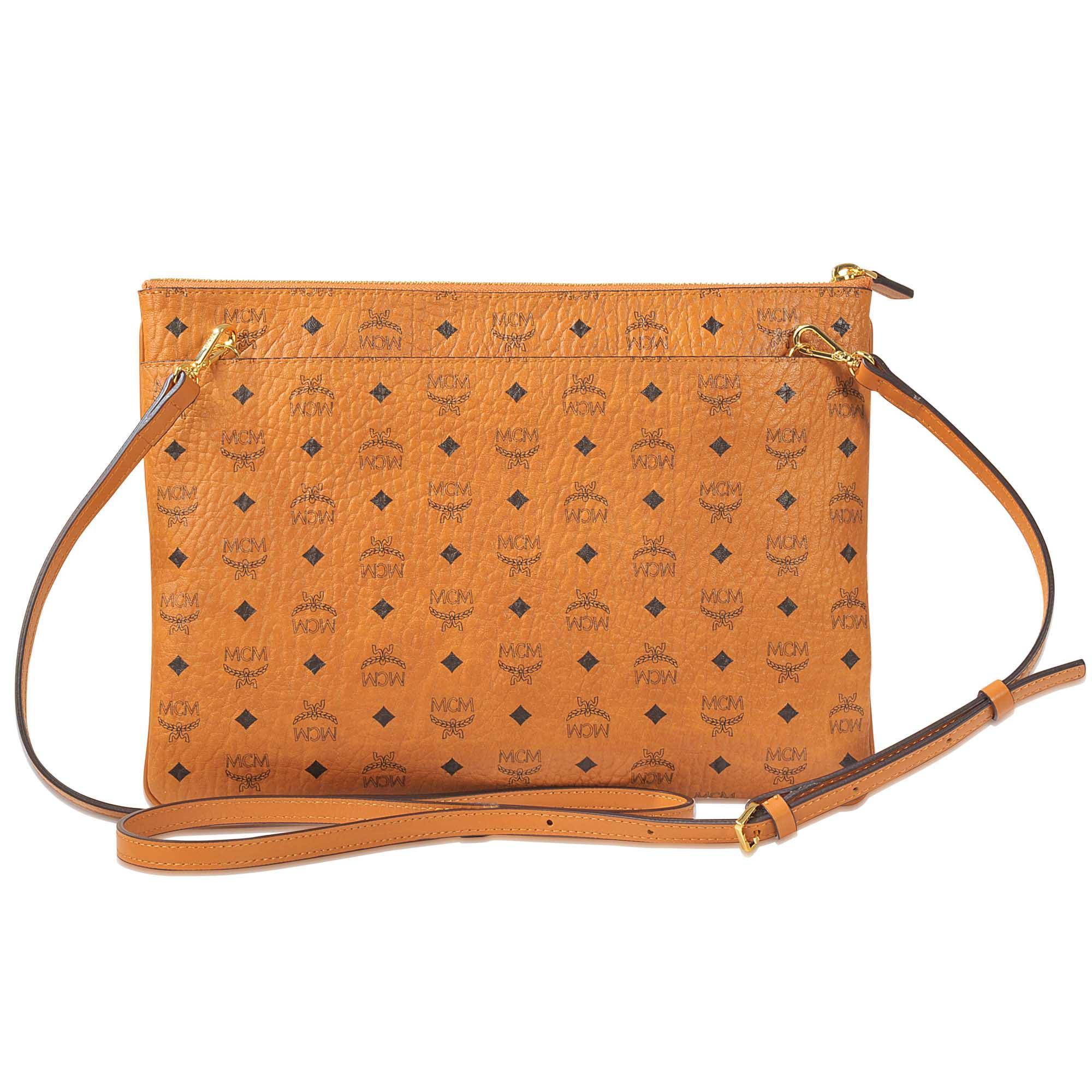 MCM Rabbit Medium Crossbody Bag