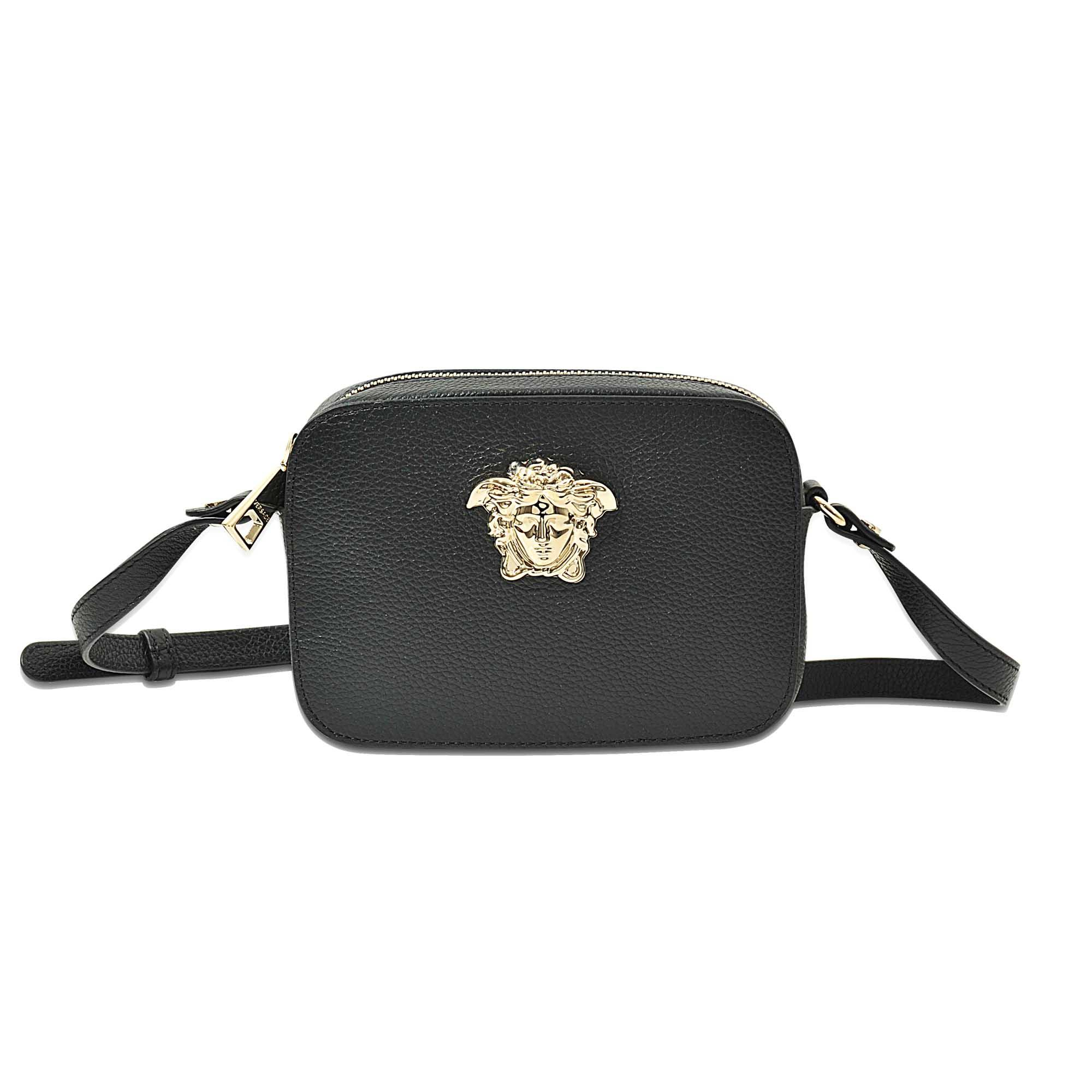 b99e0571ee3c Lyst - Versace  palazzo Medusa  Duffle Bag in Black