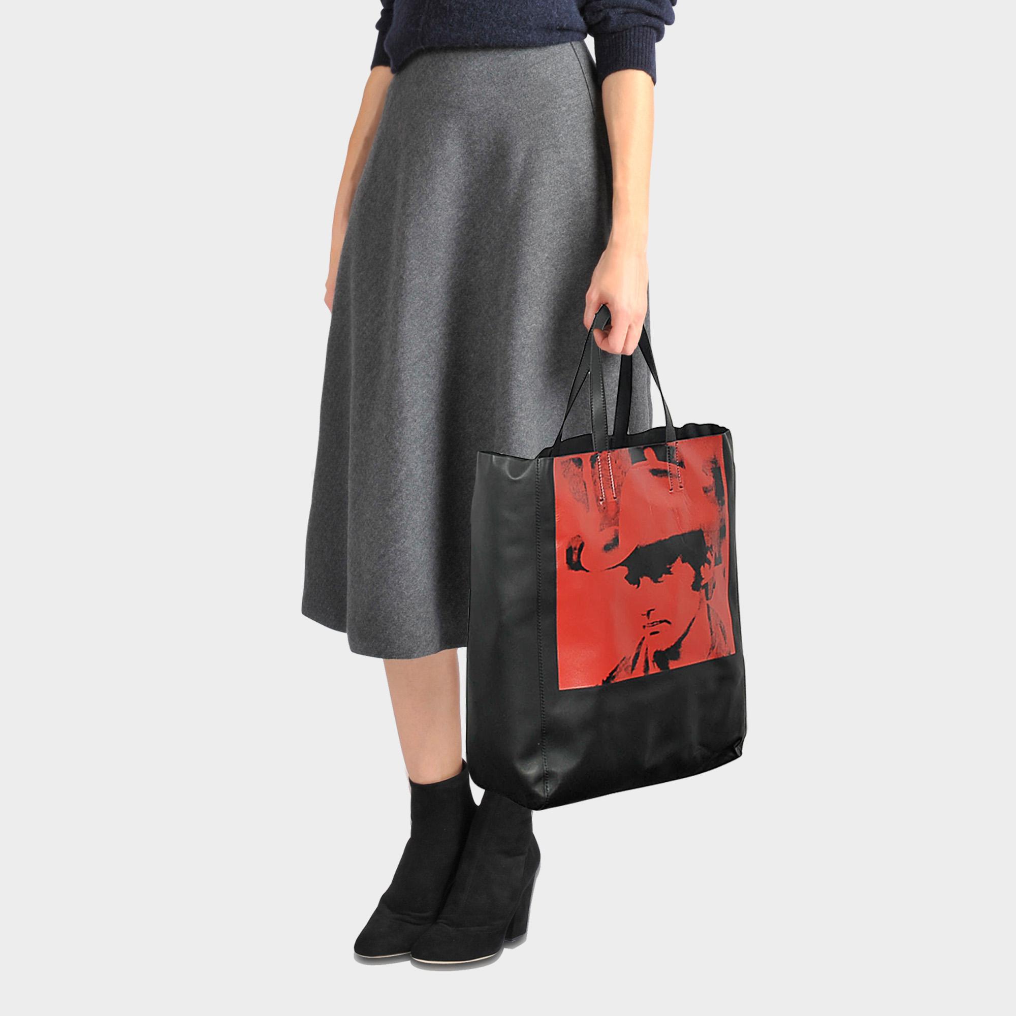 In Bag Hopper Soft Andy Klein Warhol Calvin Dennis Tote 205w39nyc By T3uKJ1lFc