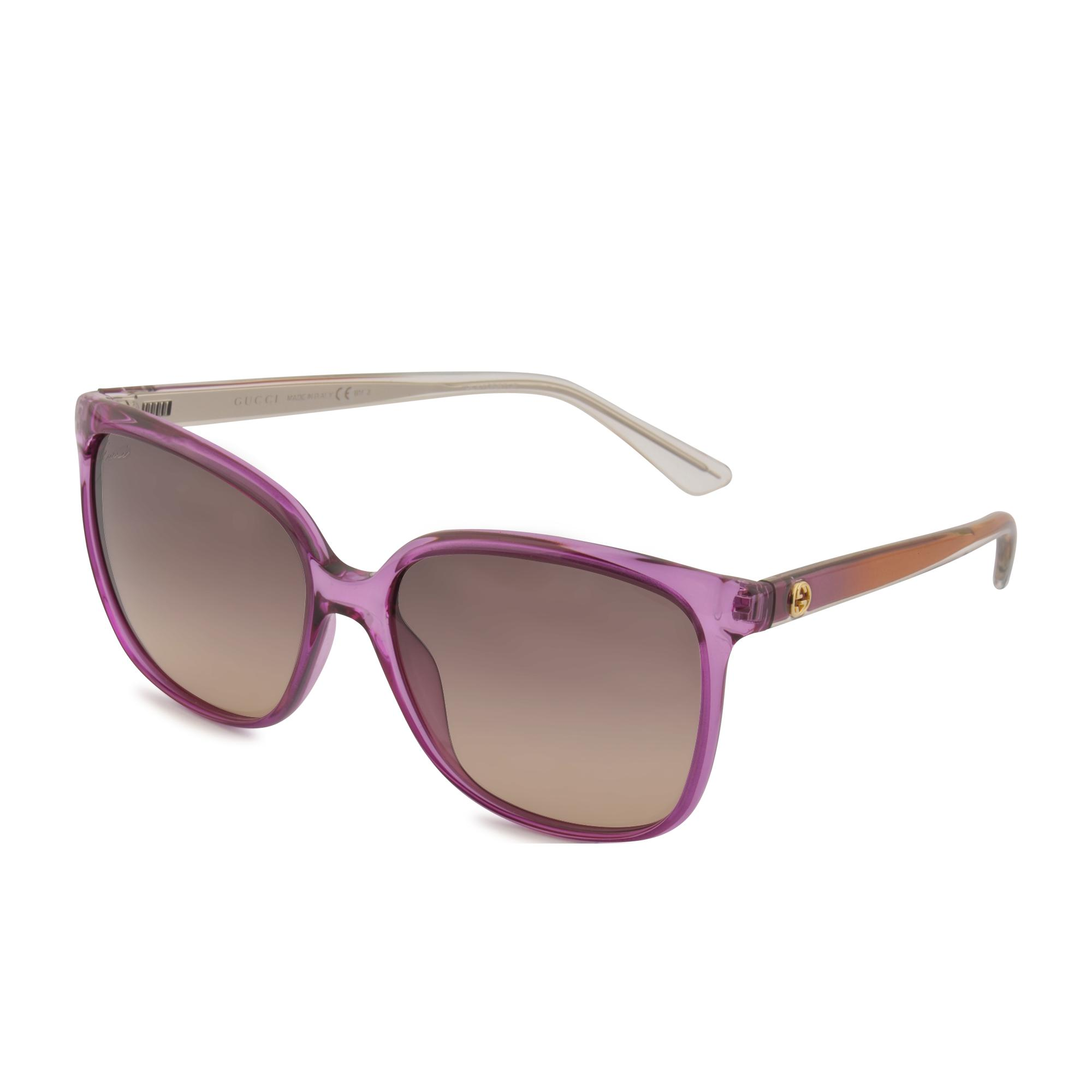 ddfb8c34718f5 Gucci Gg 3696 s Sunglasses in Purple - Lyst