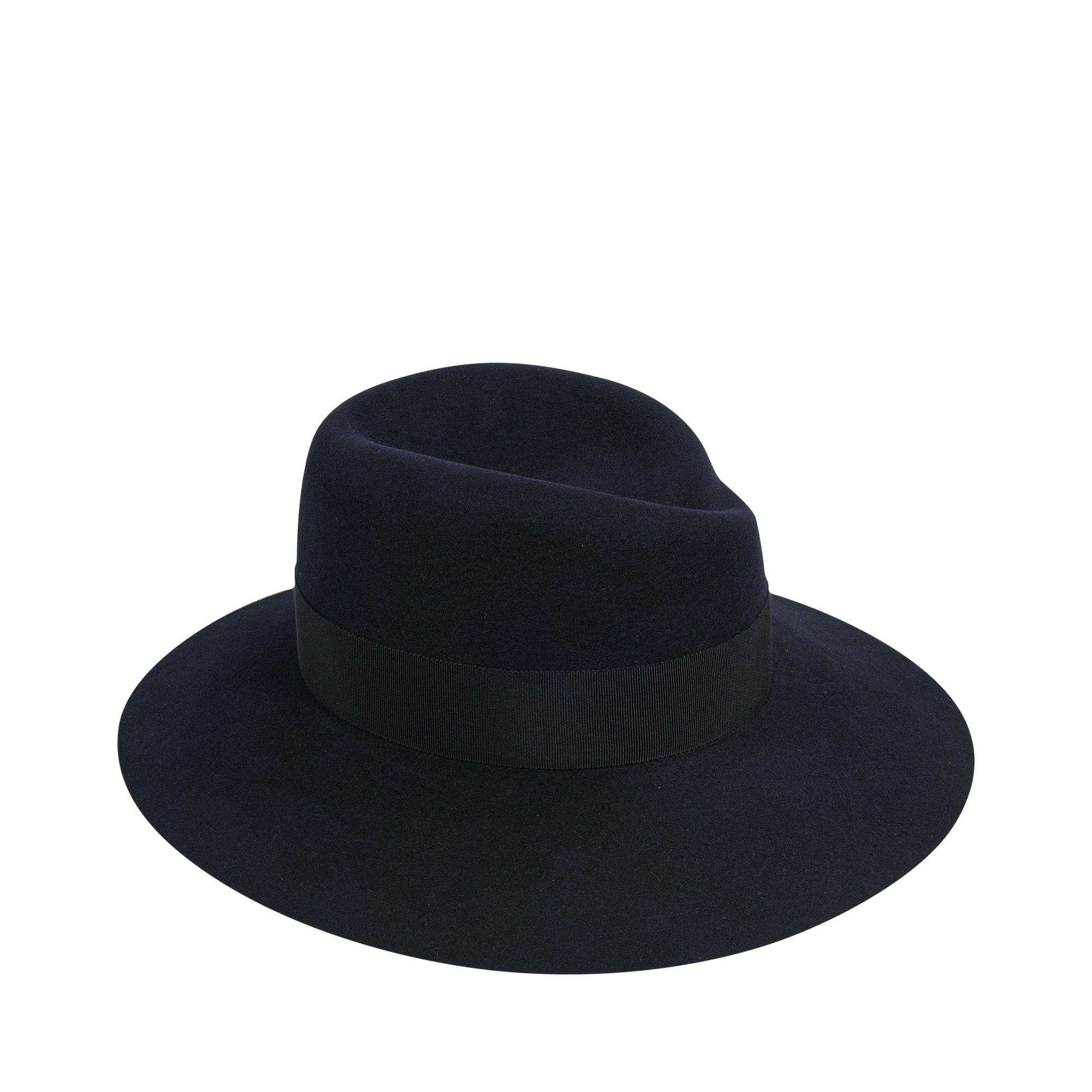 Fake Cheap Online Timeless Waterproof Felt Virginie Hat Maison Michel Authentic Cheap Price m0HP4Sg