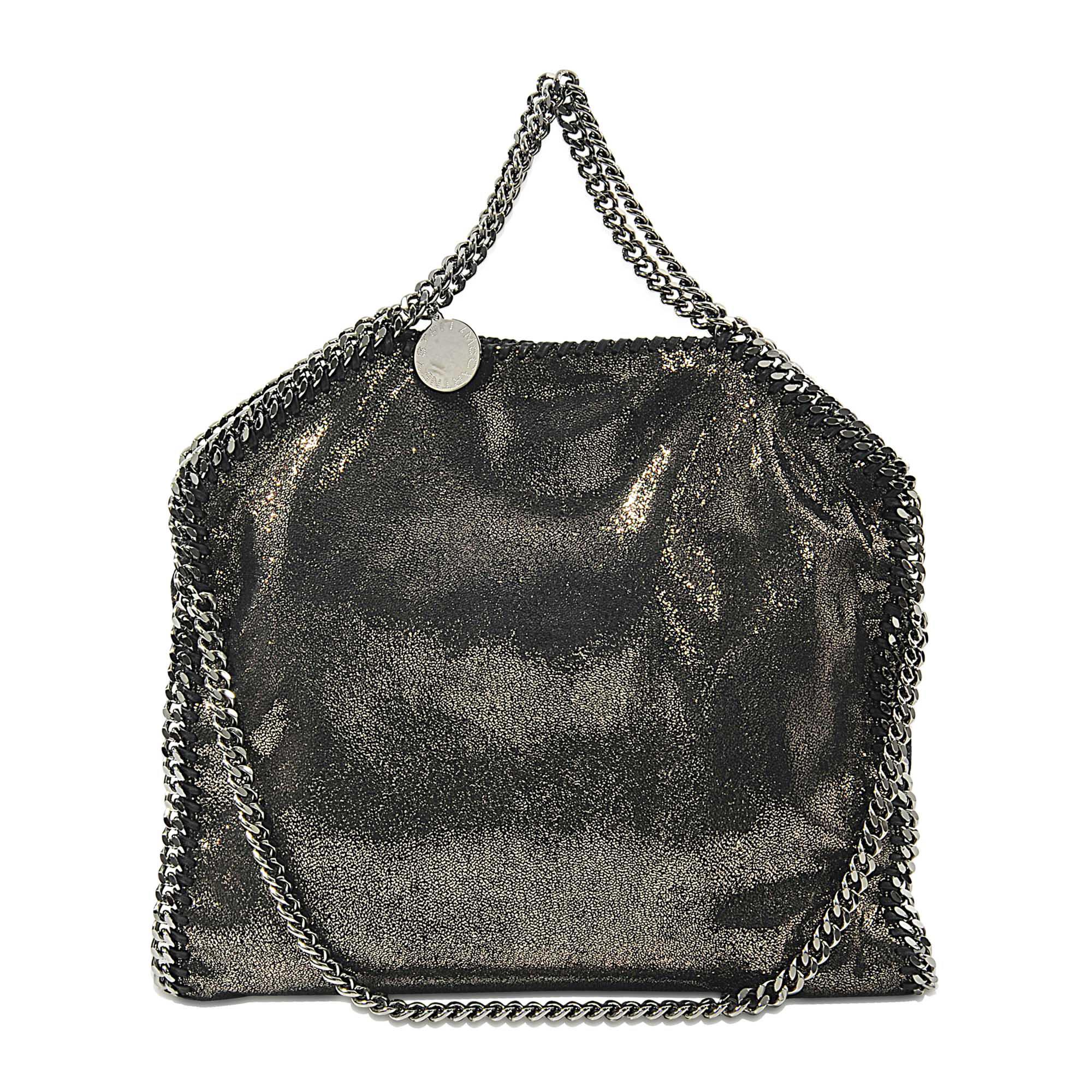 Falabella 3 Coloris Mccartney En Sac Stella Deer Black Chaines Shaggy ED9WH2I