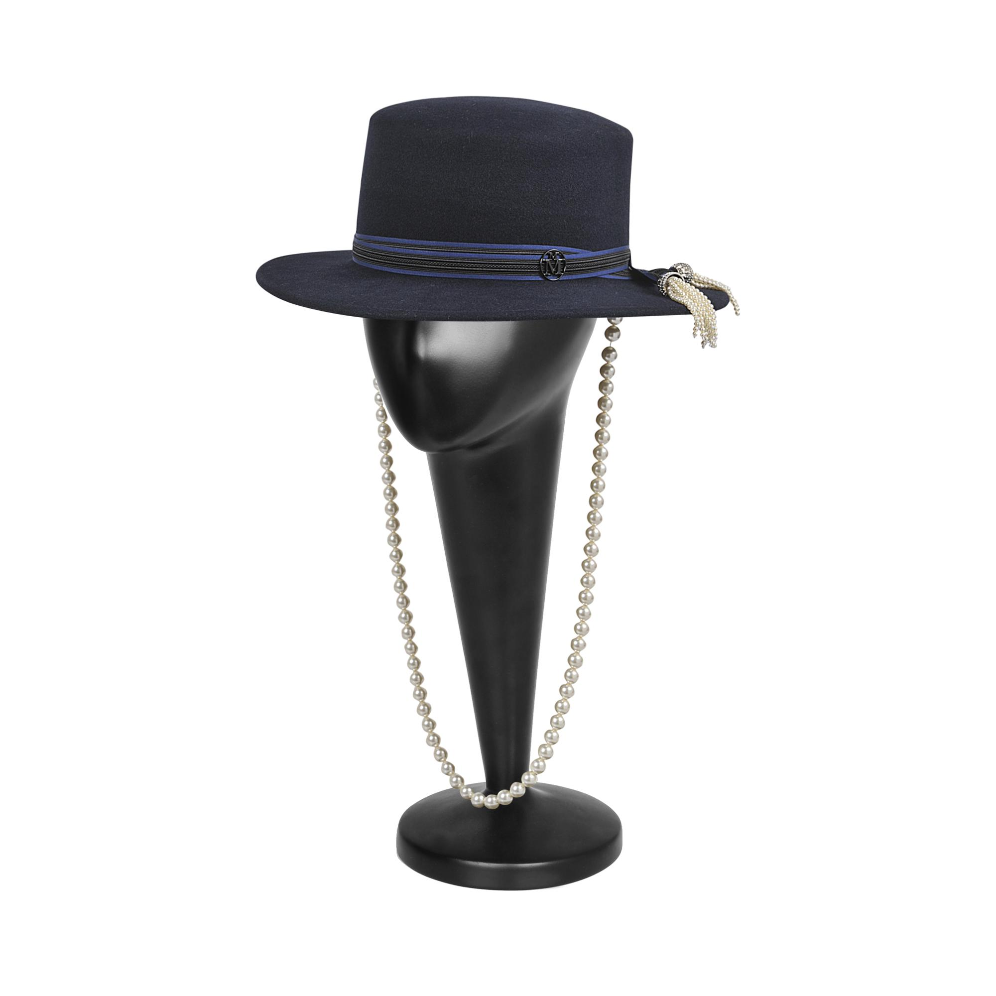 Precious Relic Kiki Hat Maison Michel High Quality Buy Online For Nice For Sale Cheap Low Shipping Fee Geniue Stockist Online zIiACfV