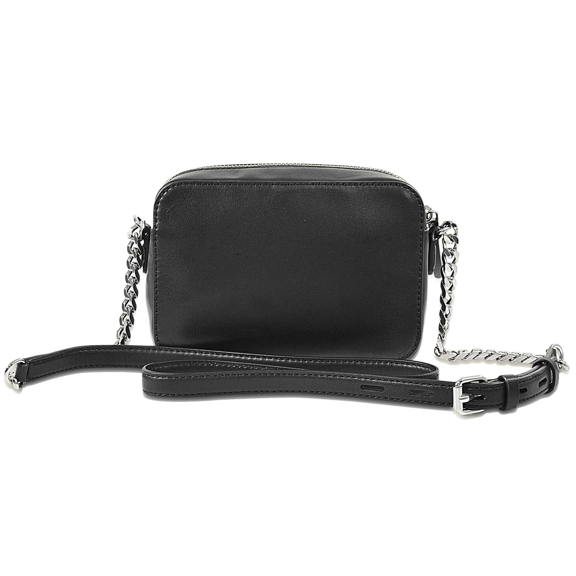 Karl Lagerfeld Leather K Rocky Studs Small Crossbody Bag