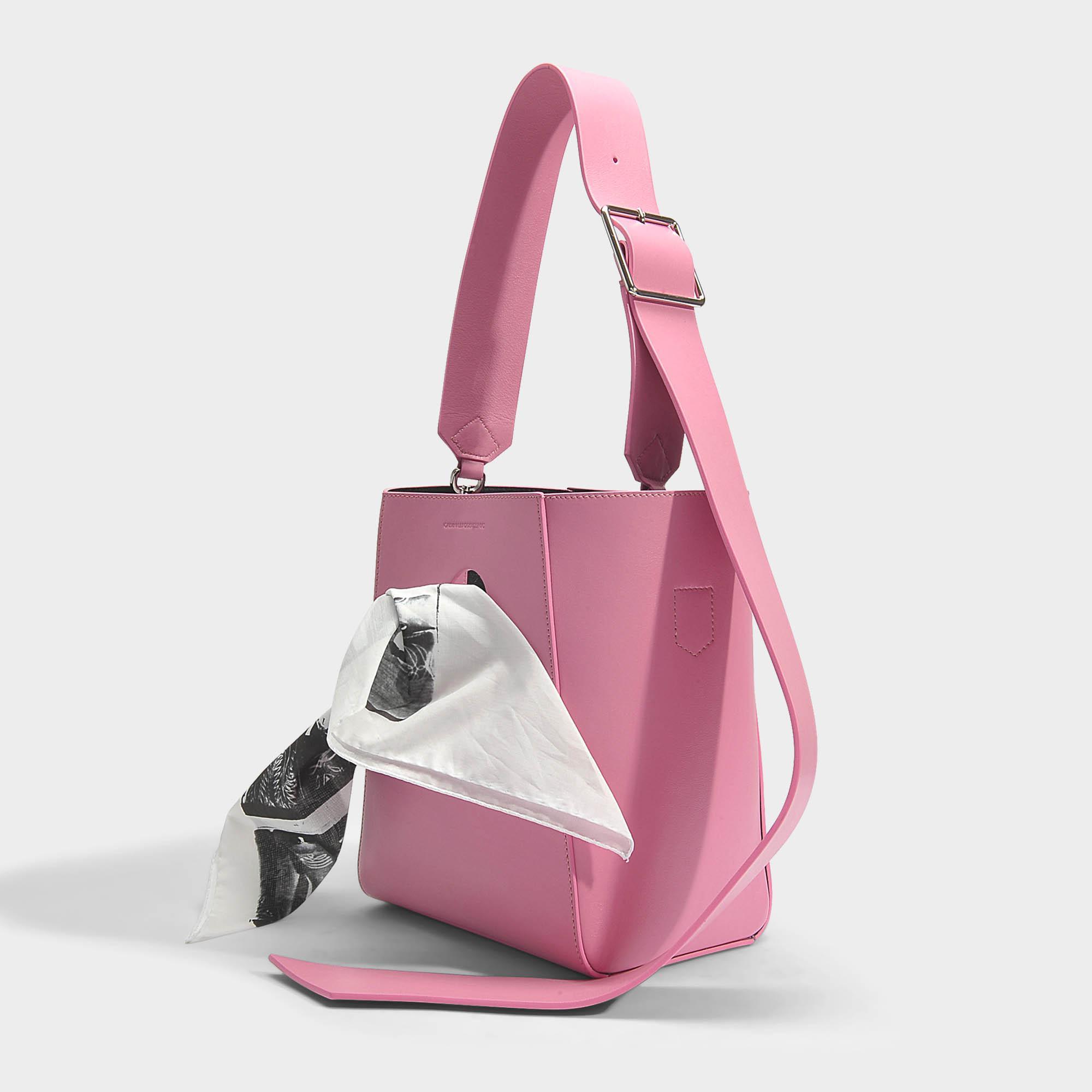 bandana bucket bag - Pink & Purple CALVIN KLEIN 205W39NYC DPg270j
