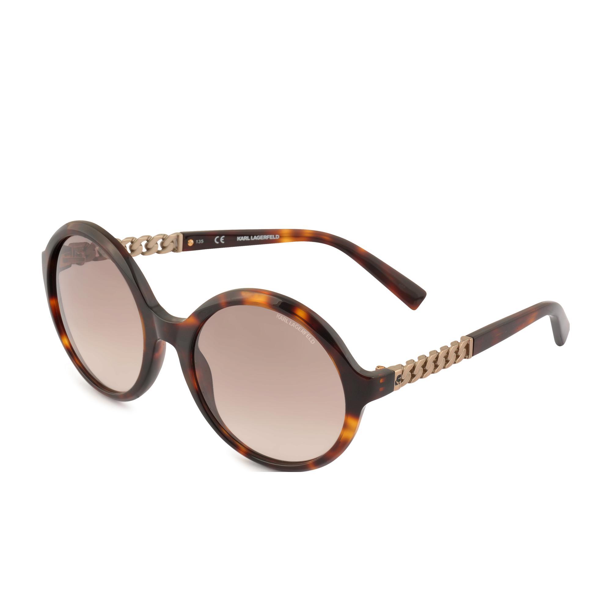 aaa34fccf65 Lyst - Karl Lagerfeld Kl842s Sunglasses in Brown