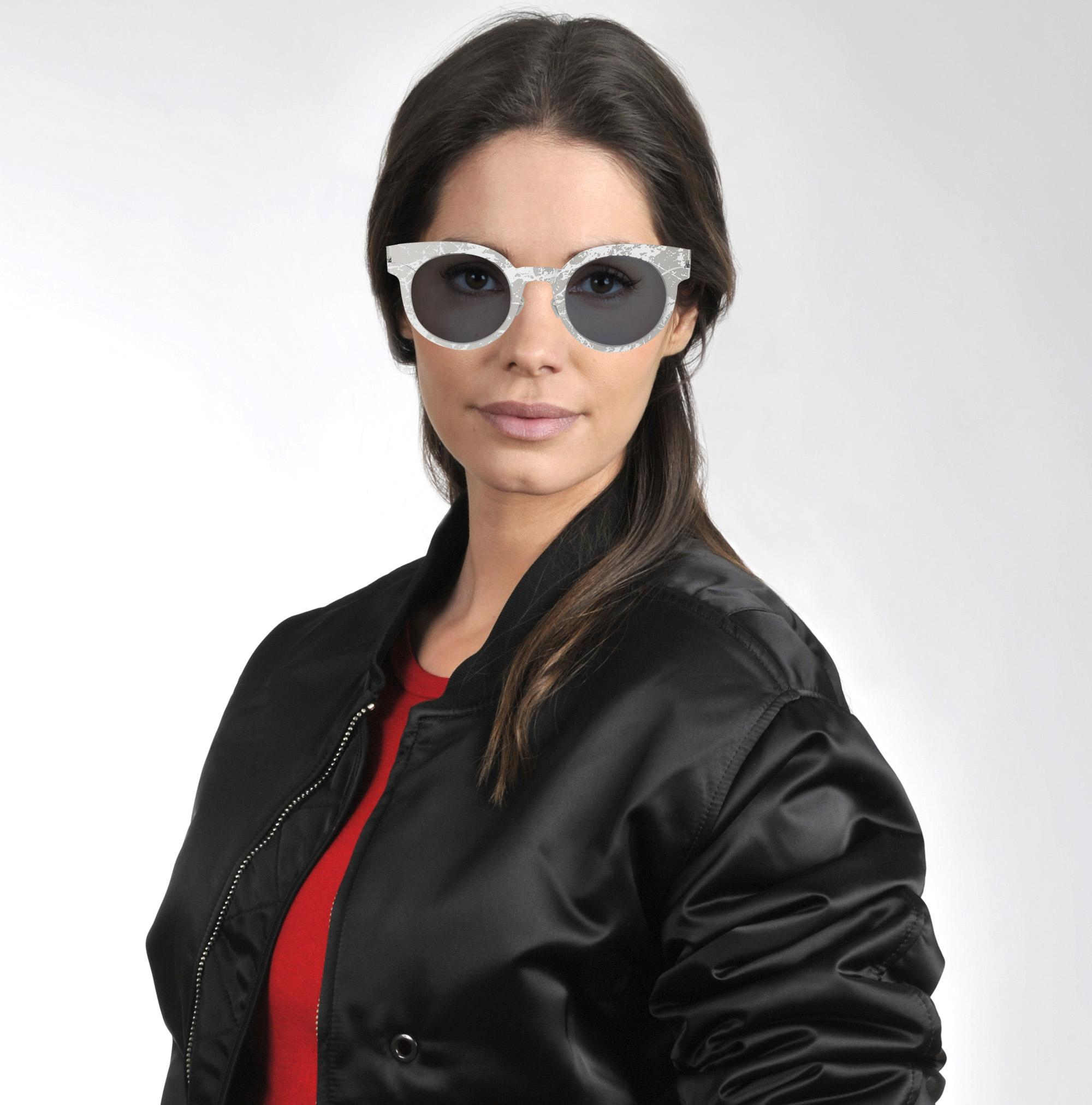 Maison Margiela Mykita & Transfer 001 Sunglasses in Grey (Grey)