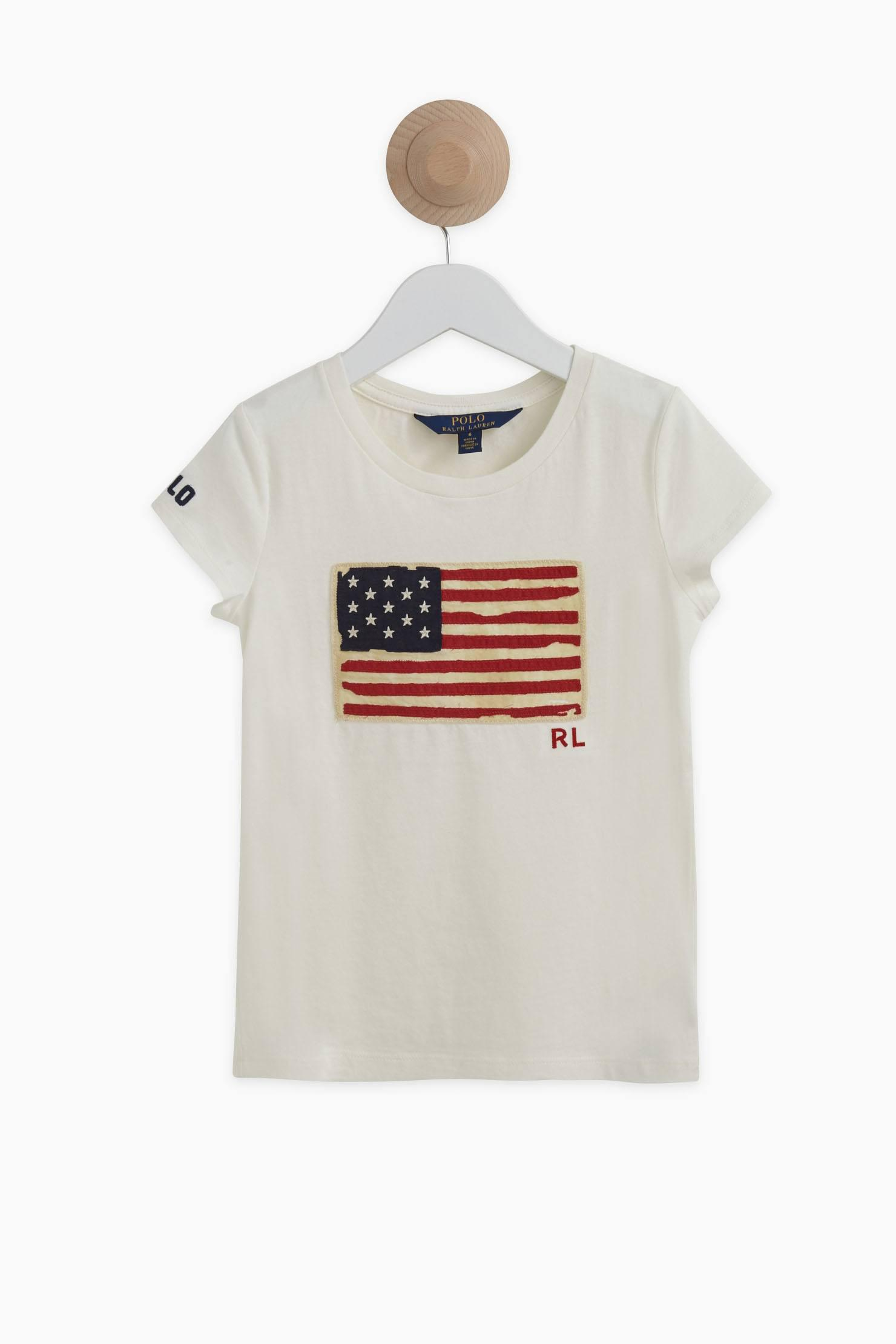 lyst polo ralph lauren tshirt amp polo shirt in white for men