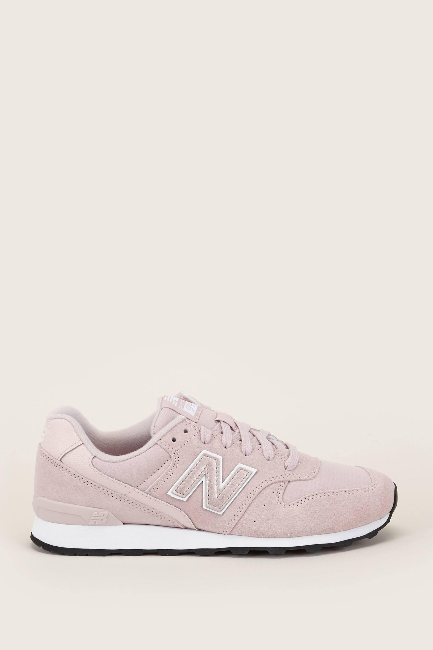 New Balance WRL247 - Trainers - black/pink QPG3XU4