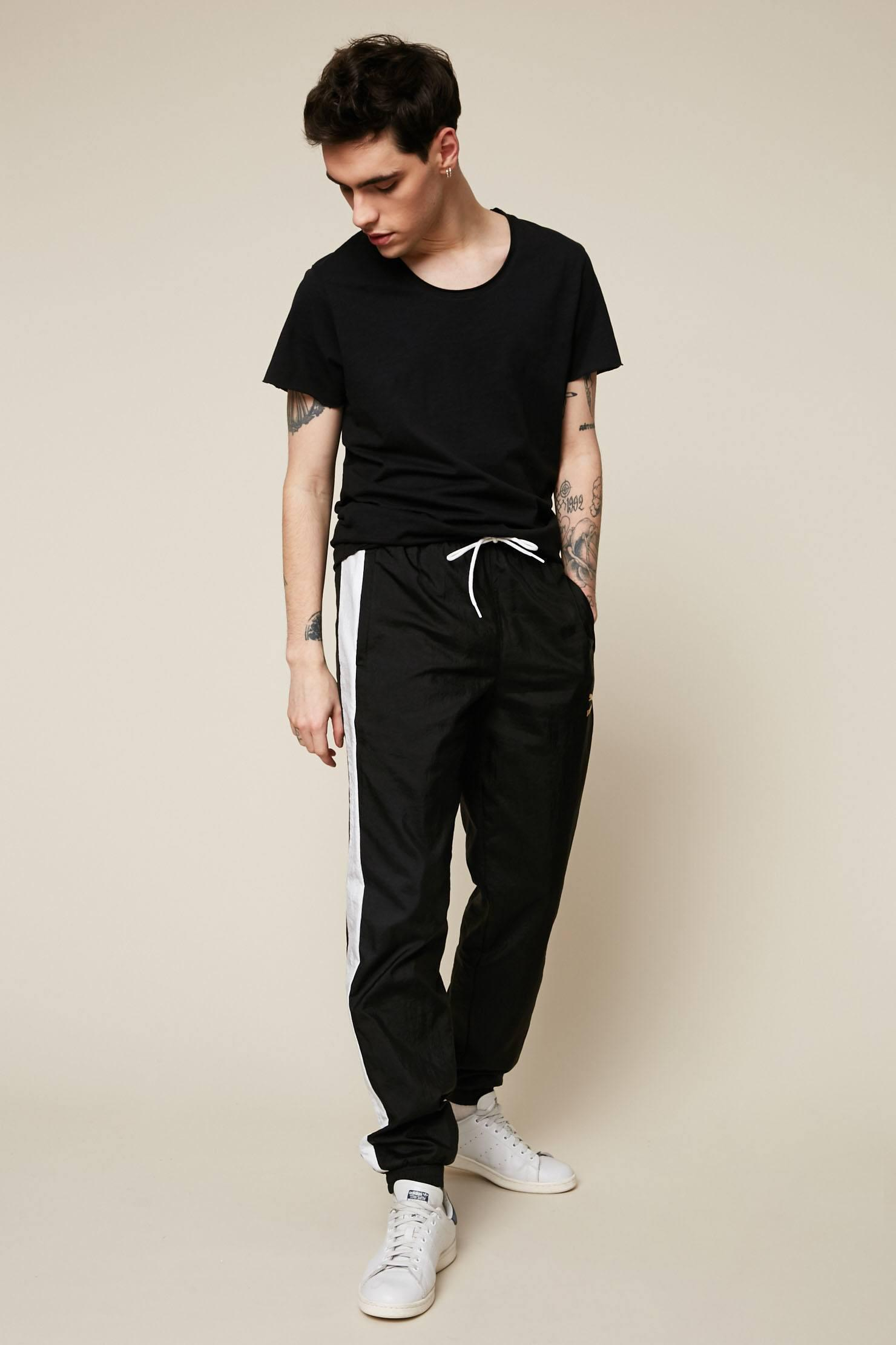 puma sports clothes in black for men  lyst