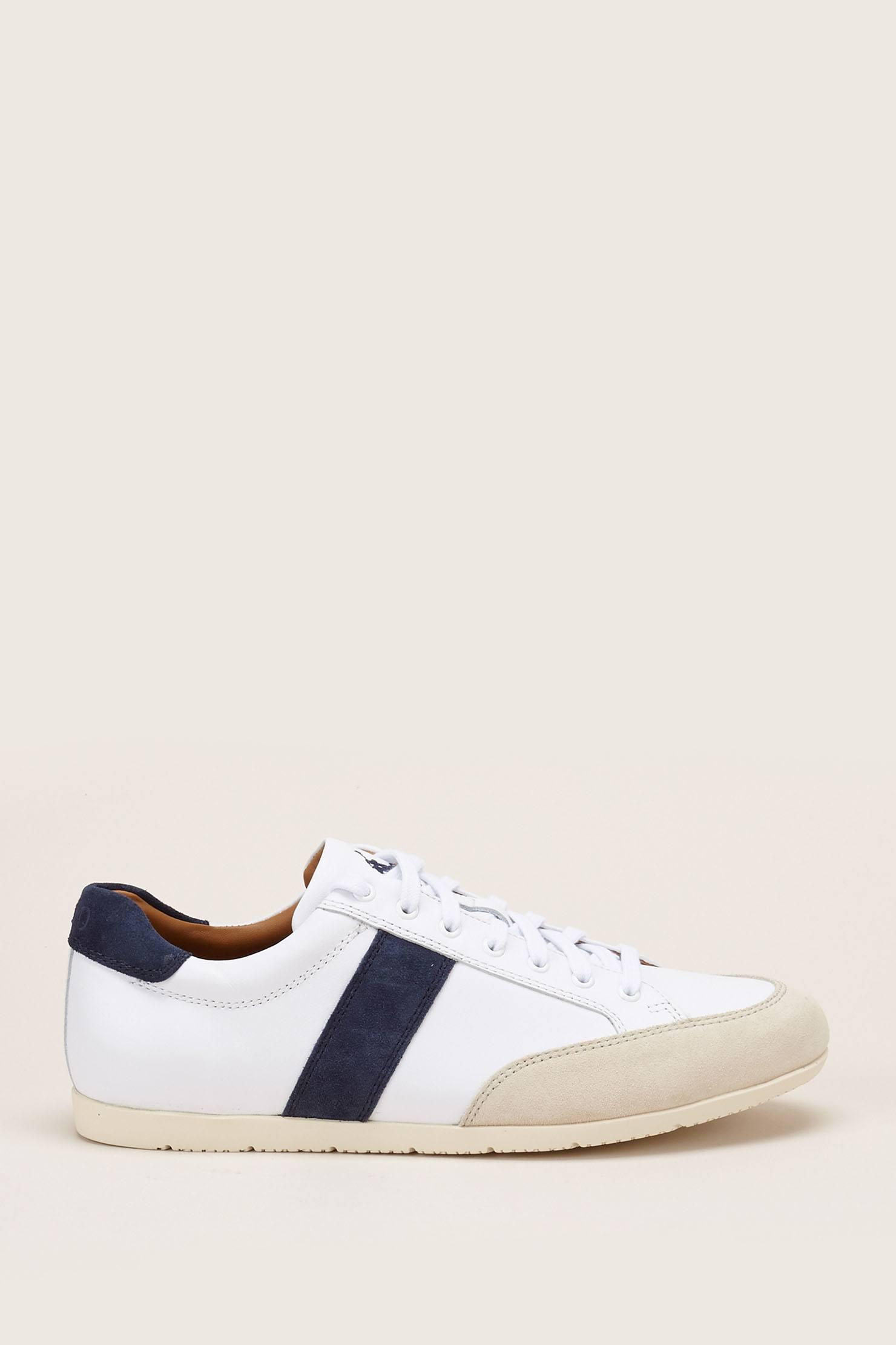 reputable site a678e 05f58 ... Shoe Sale adidas US great deals Lyst - Polo Ralph Lauren Low-top  Trainer in White for Men 0acc8 ...