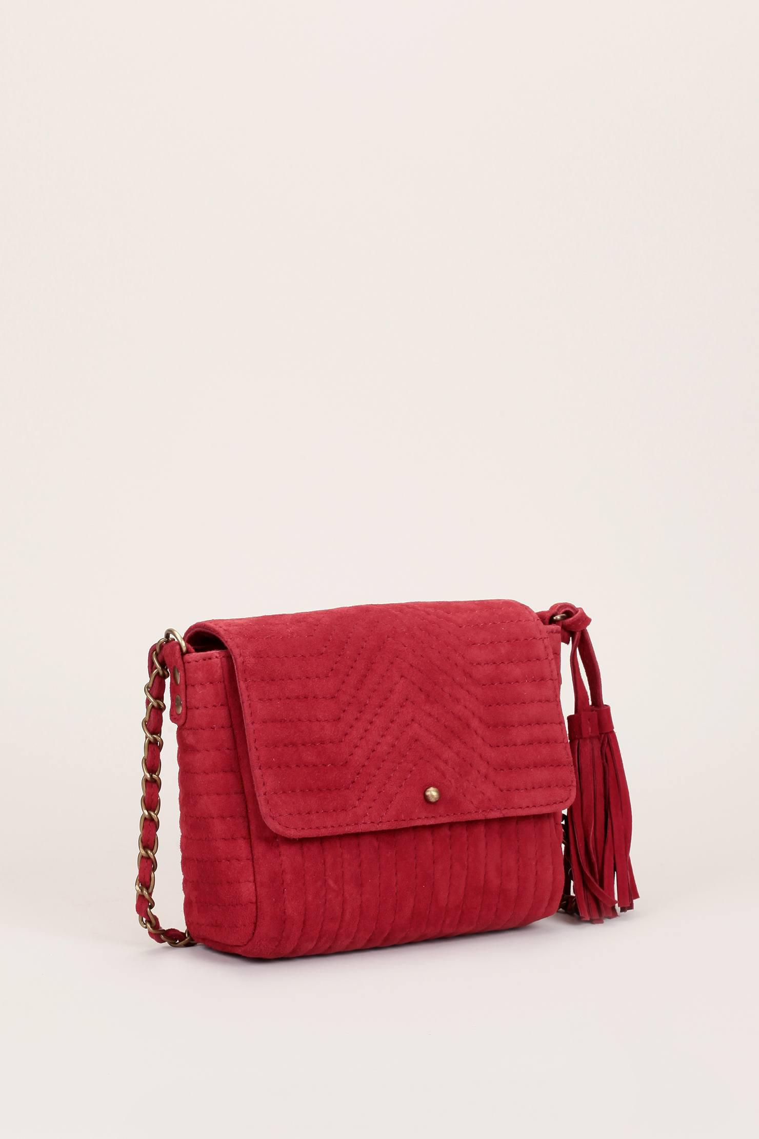 d9cb570714 Lyst - Sessun Over-the-shoulder Bags in Red
