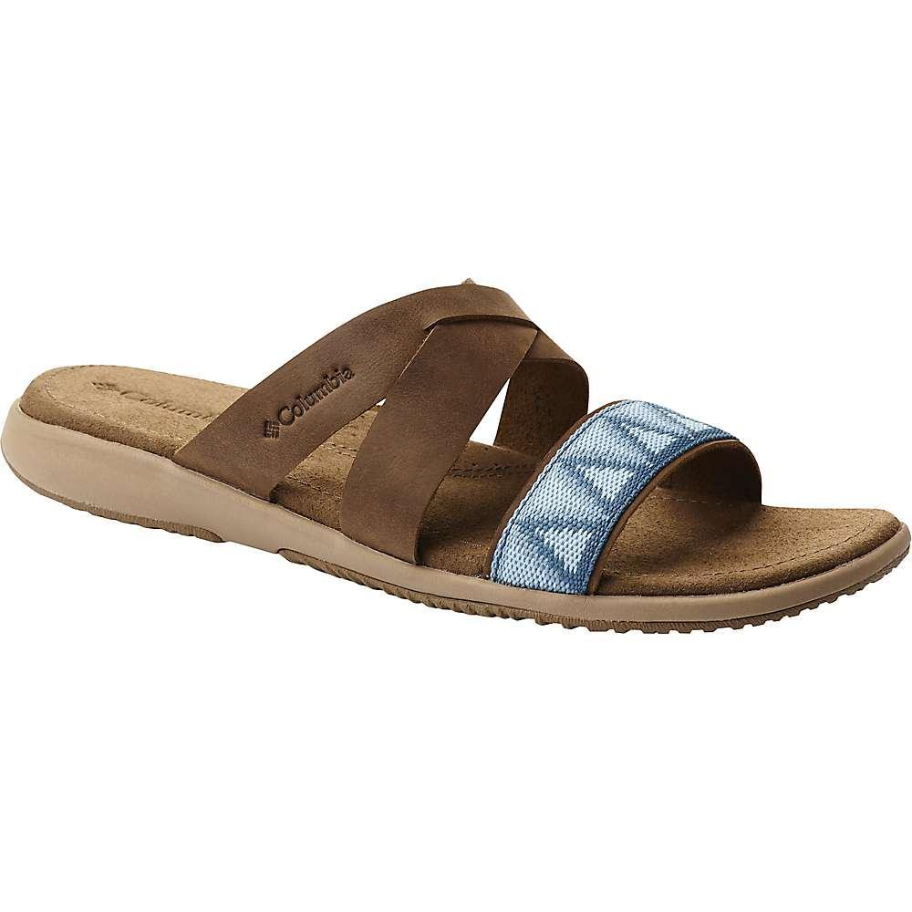 93ba94df500070 Lyst - Montrail Solana Slide Sandal in Brown