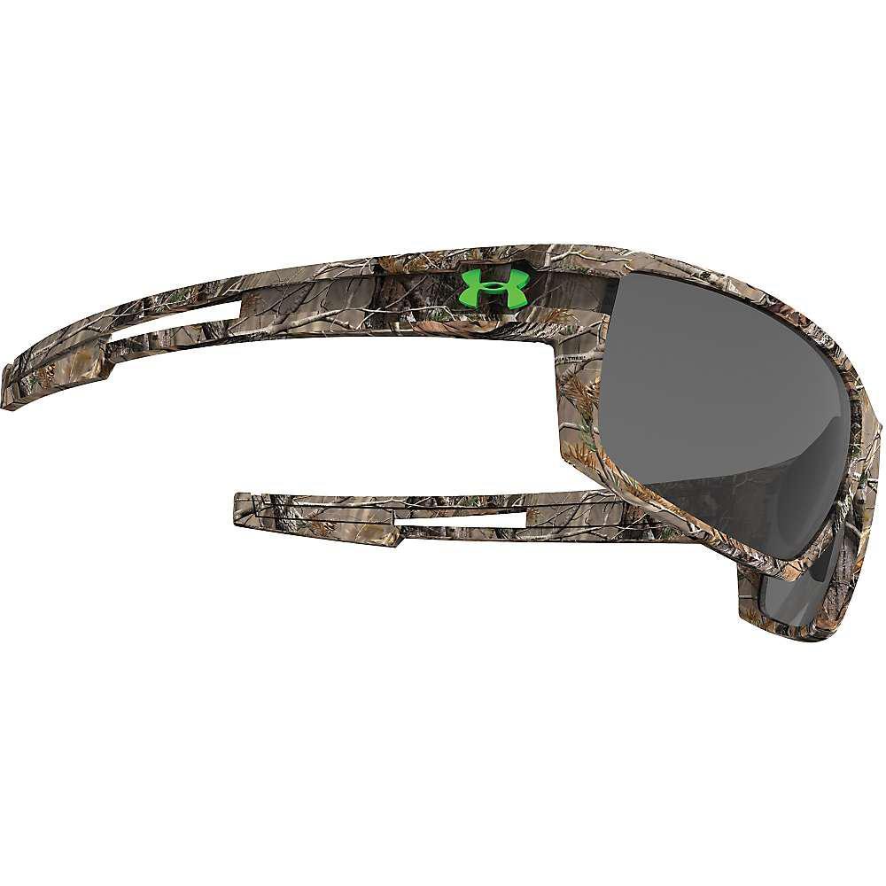 7e2133d034 Lyst - Under Armour Ua Captain Storm Camo Sunglasses in Gray for Men ...