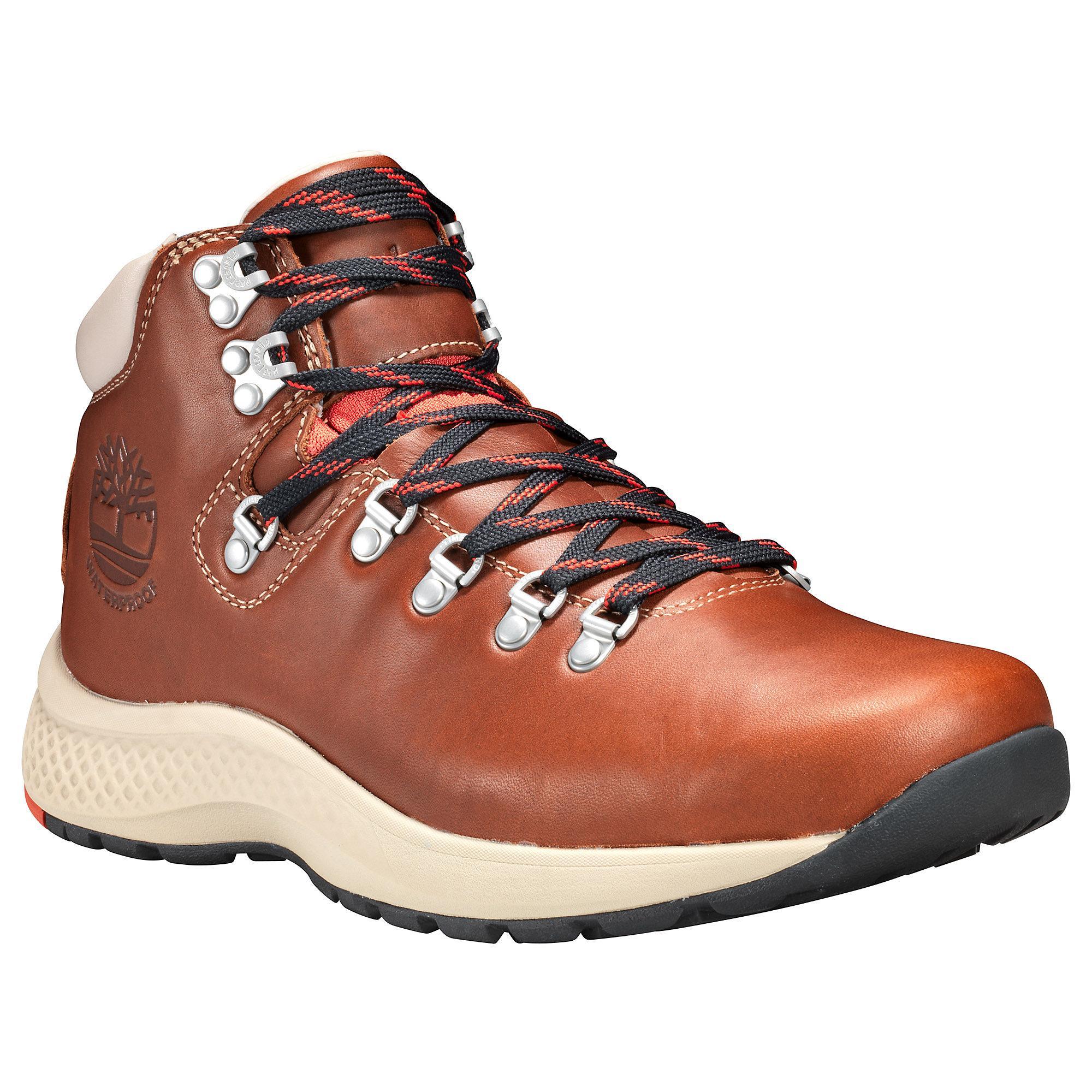 c3c26ef9aaf Men's Brown 1978 Aerocore Hiker Waterproof Boot