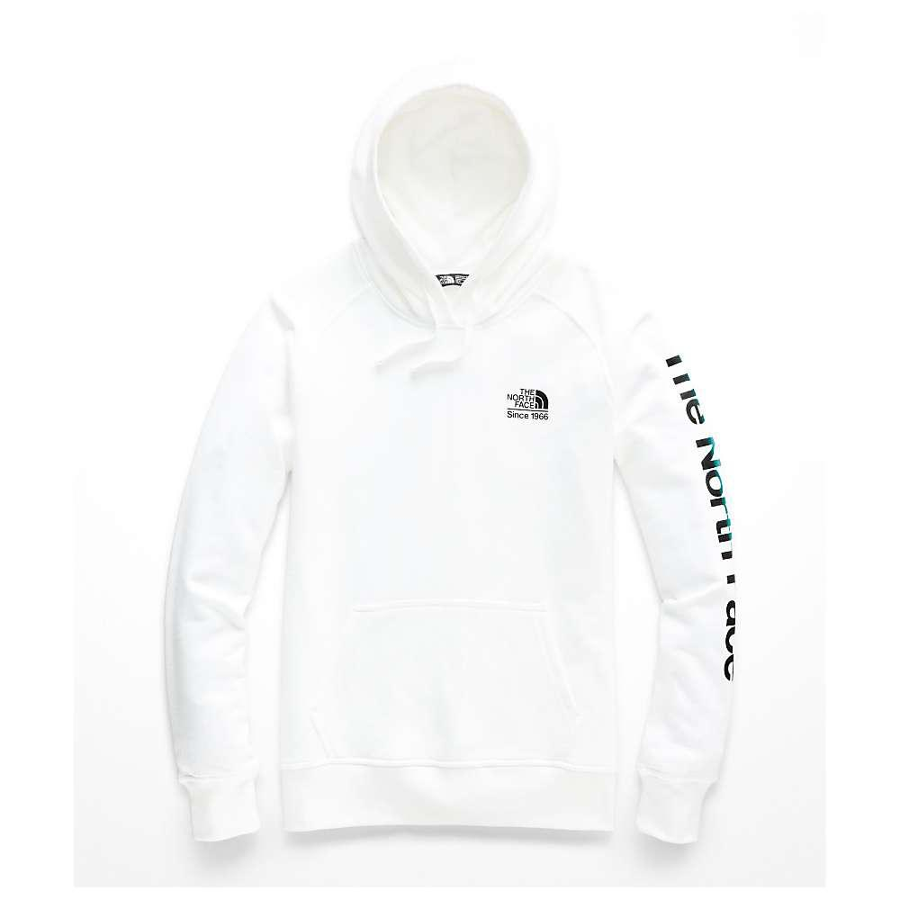0d64b99aa Lyst - The North Face Gradient Sunset Pullover Hoodie in White - Save 1%