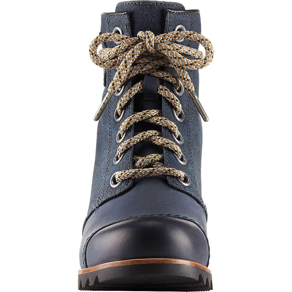 f4a35f6c5 Sorel Pdx Wedge Boot in Blue - Lyst