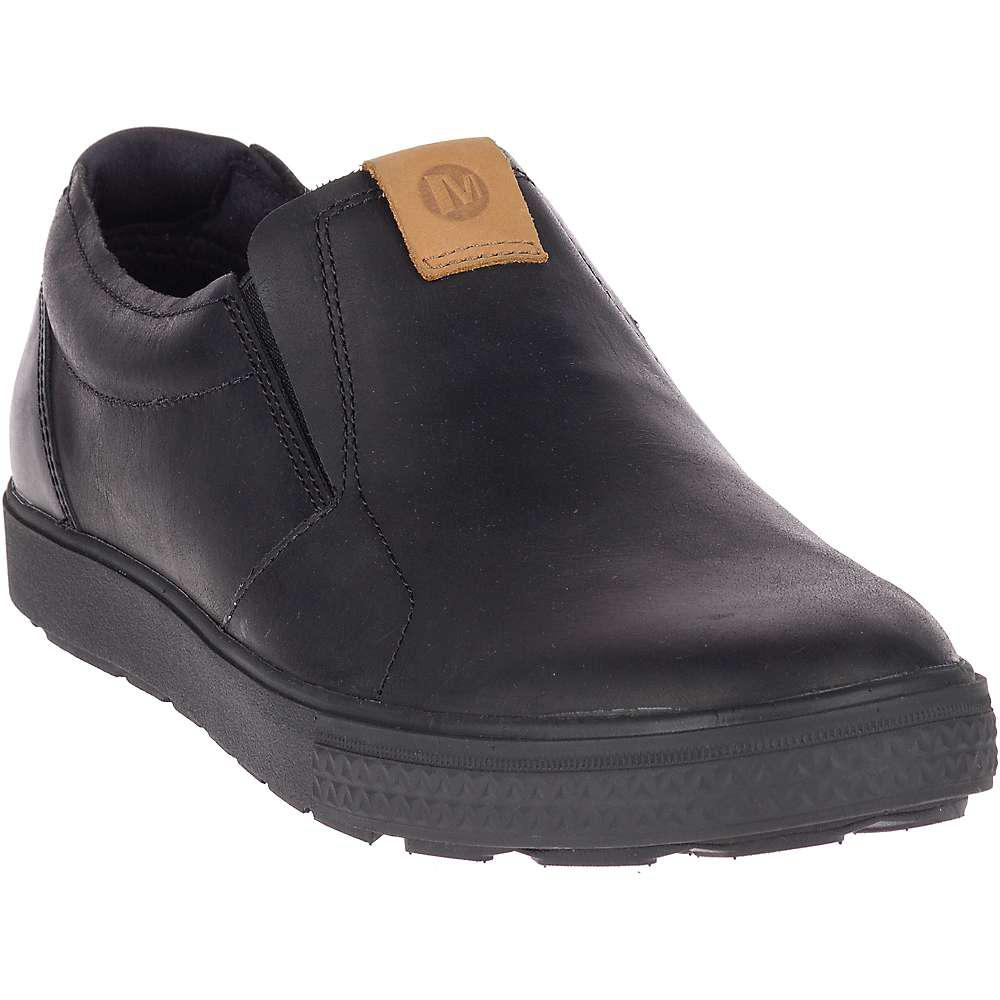 b00b4b7c816e9 Lyst - Merrell Barkley Moc Shoe in Black for Men - Save 1%