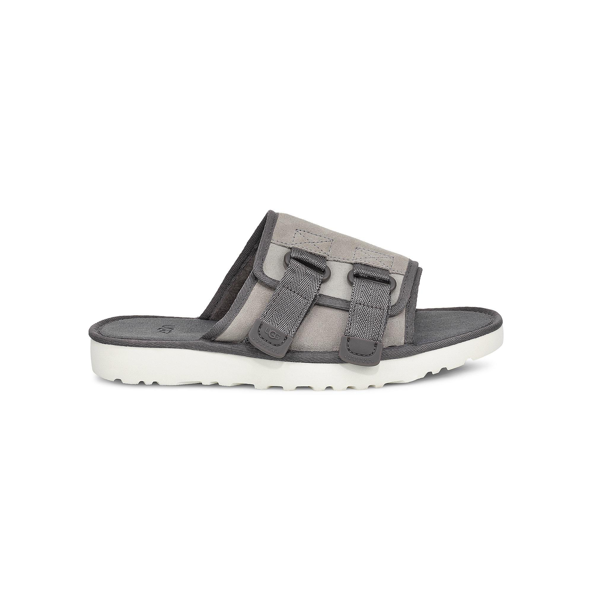 6e04b2eb4b2 Gray Men's Dune Slide