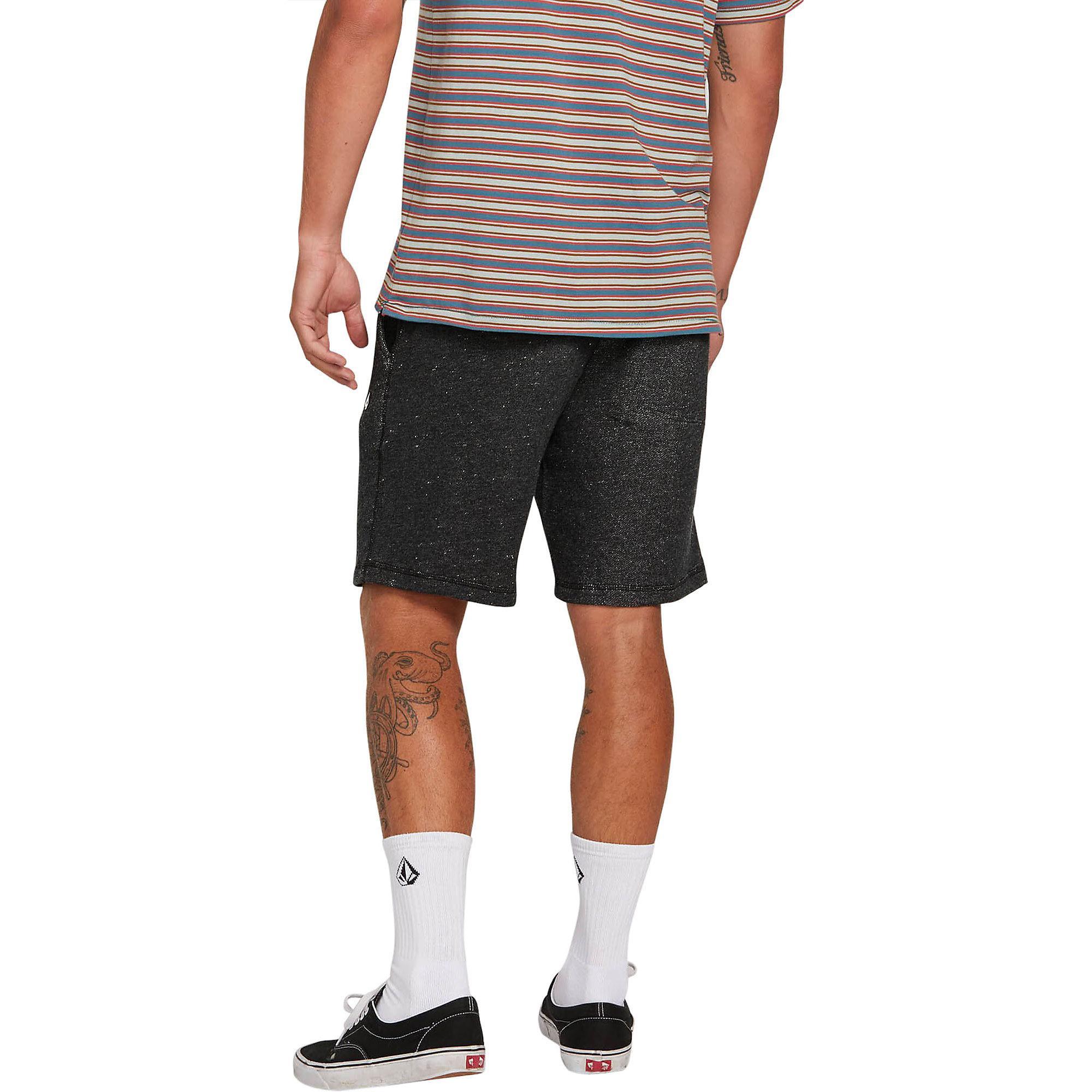 Volcom Mens Volometrical 20 Fleece Short