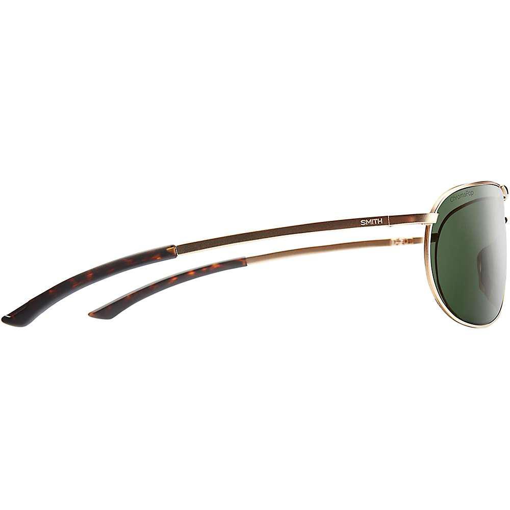 a4c9113857 Lyst - Smith Serpico Slim 2 Polarized Sunglasses in Green