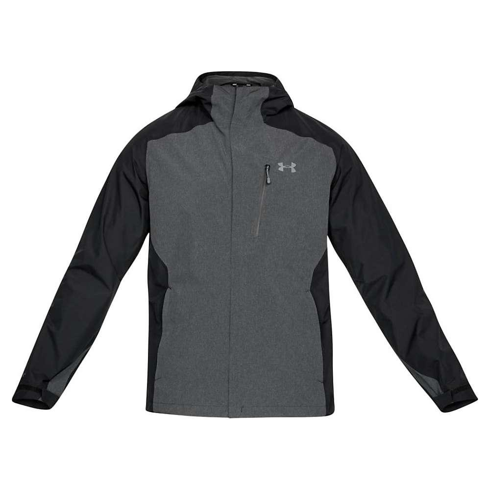 cf2e964404c1 Lyst - Under Armour Ua Roam Paclite 2.5 Shell Jacket in Black for ...