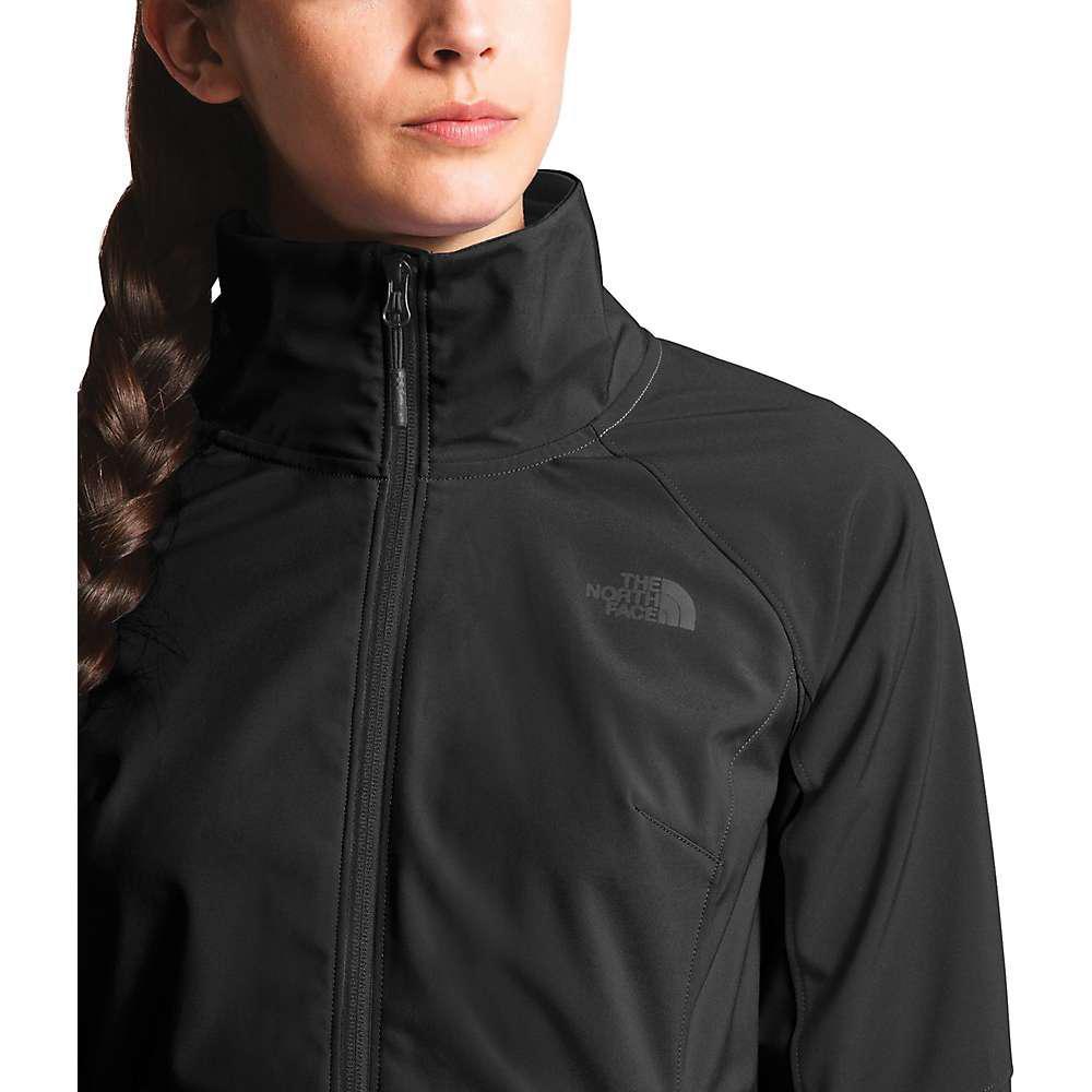 c0dadb61490 The North Face - Black Apex Piedra Soft Shell Jacket - Lyst. View fullscreen