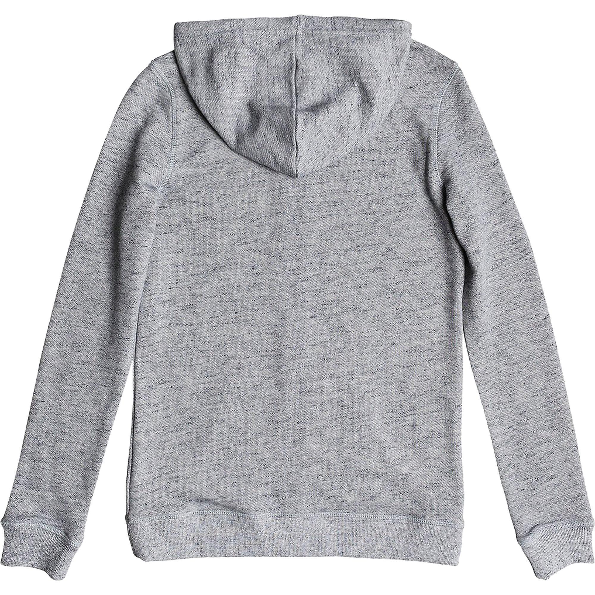Derek Heart Juniors Lightweight V-Neck Hooded Shirt Top with Pockets Medium 7-9