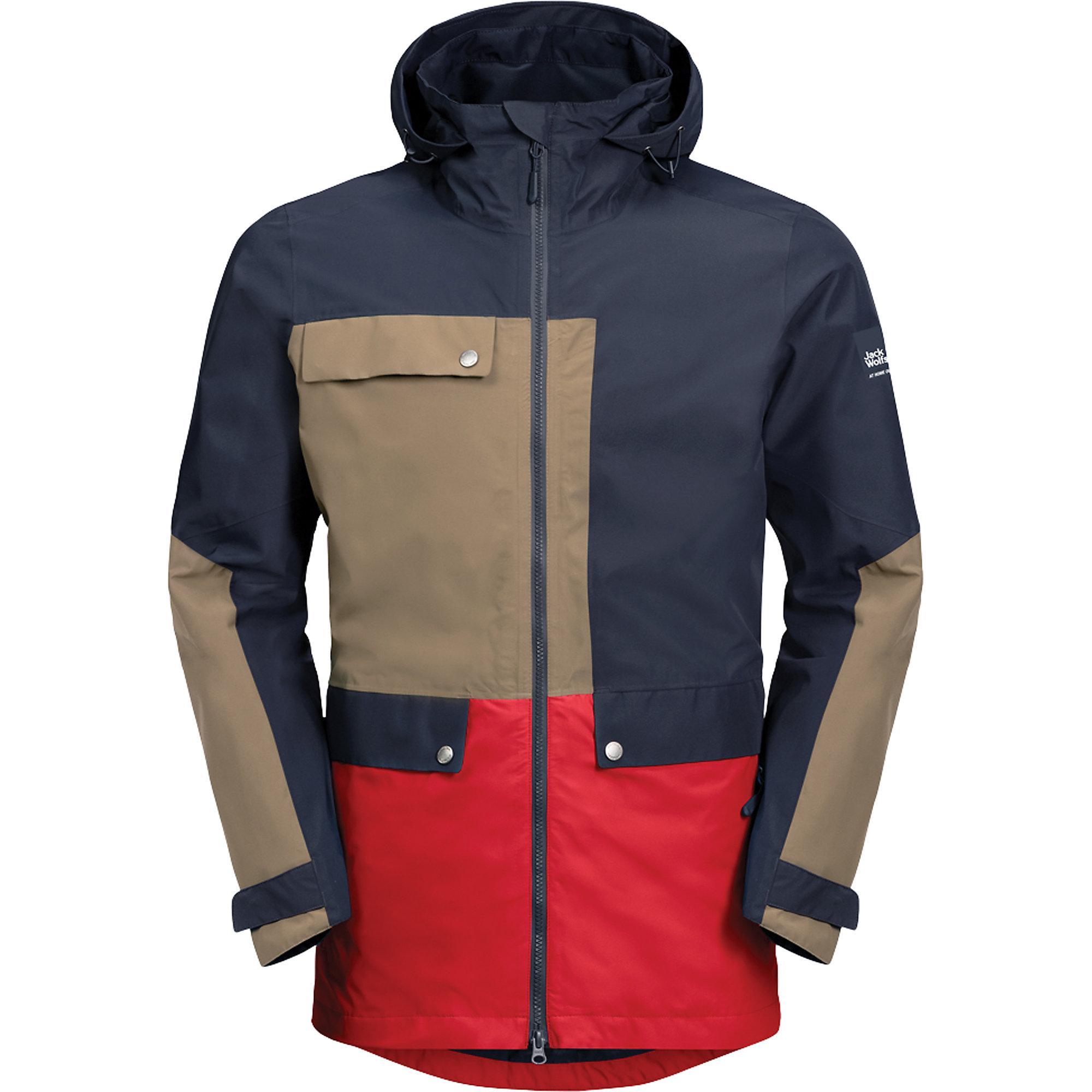 be58702b6b Jack Wolfskin 365 Influencer Jacket in Blue for Men - Save 35% - Lyst