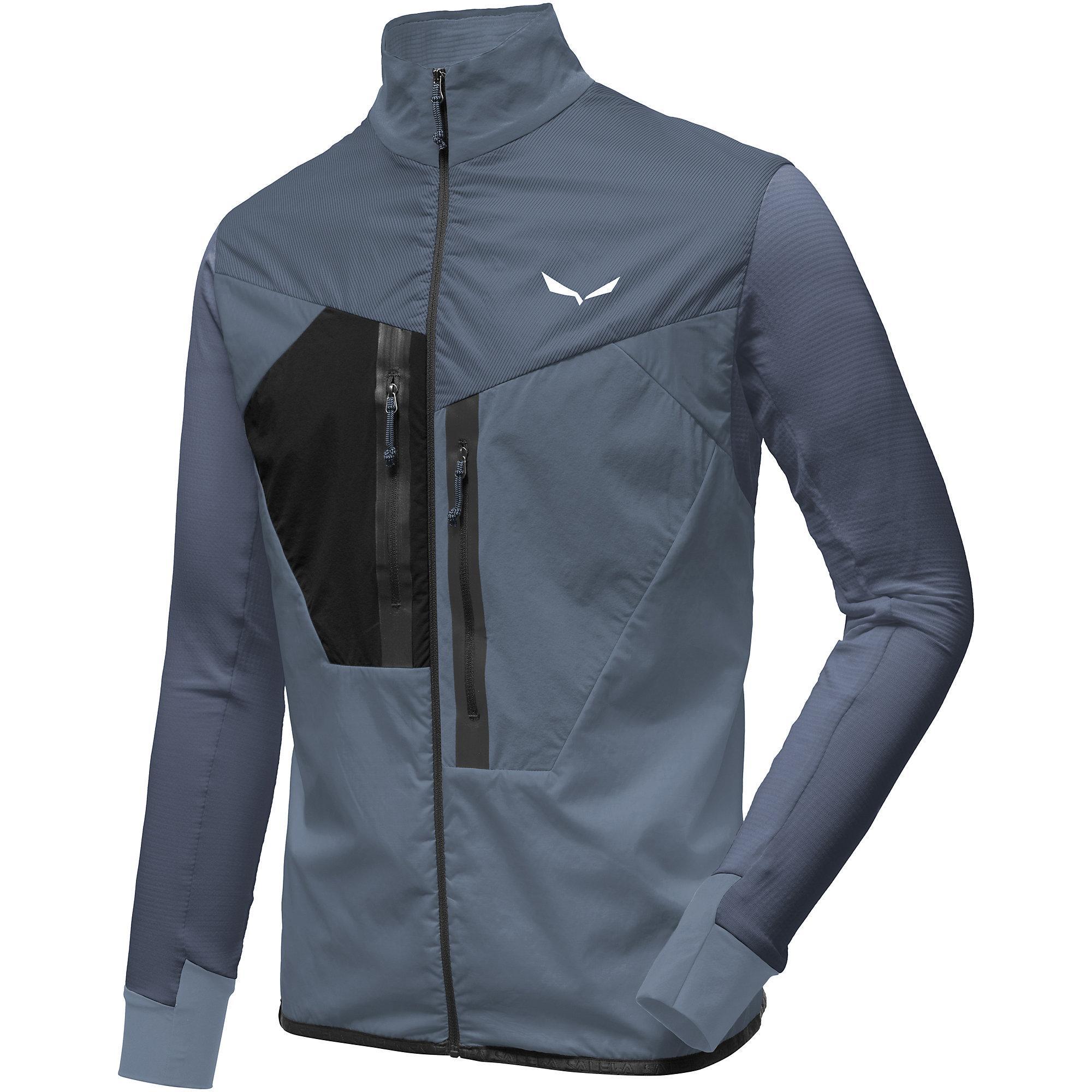 Men's Blue Pedroc Hybrid Ptc Alpha Jacket