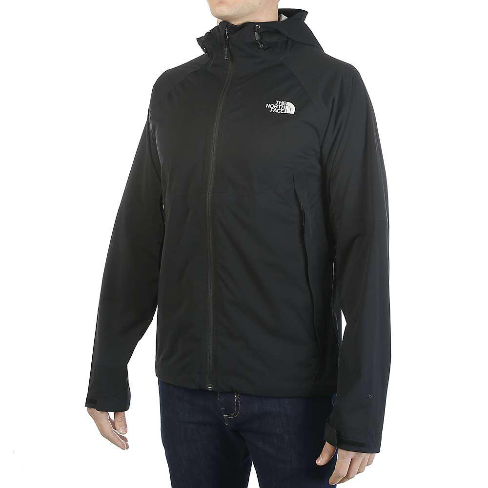 e8e4f8924 The North Face Black Allproof Stretch Jacket for men