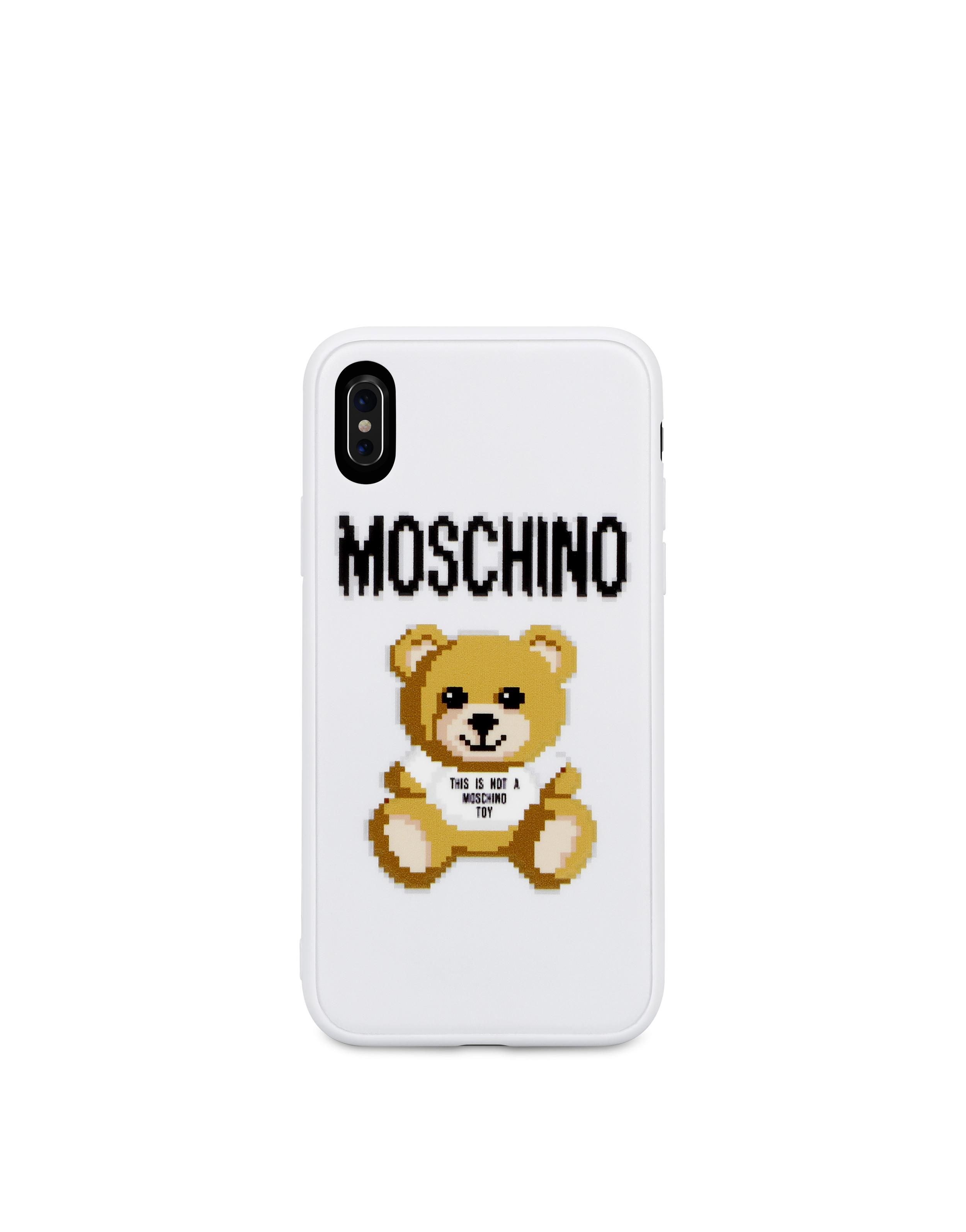 moschino cover iphone x