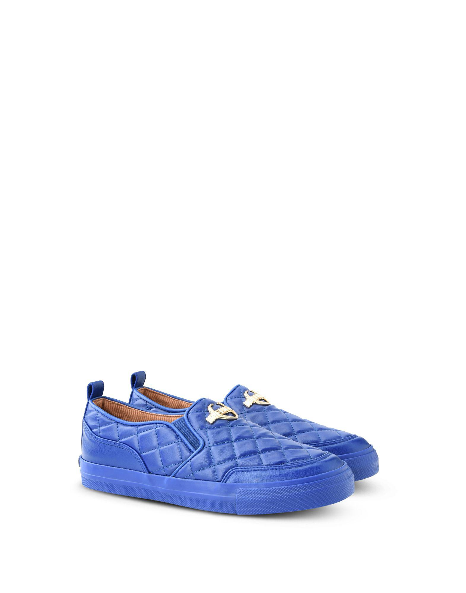 Love Moschino Sneakers in Blue