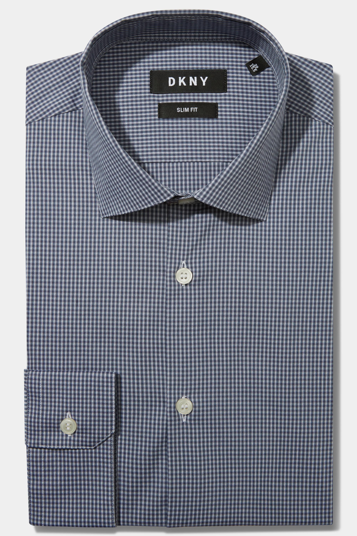 Moss London Mens Shirt Skinny Fit Stone Beige Single Cuff Stretch Cotton Blend