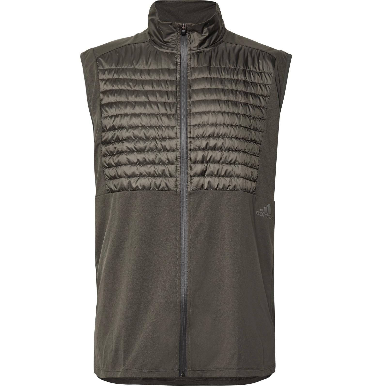 308beb6c9 Lyst - Adidas Originals Ultra Energy Climalite, Quilted Shell And ...