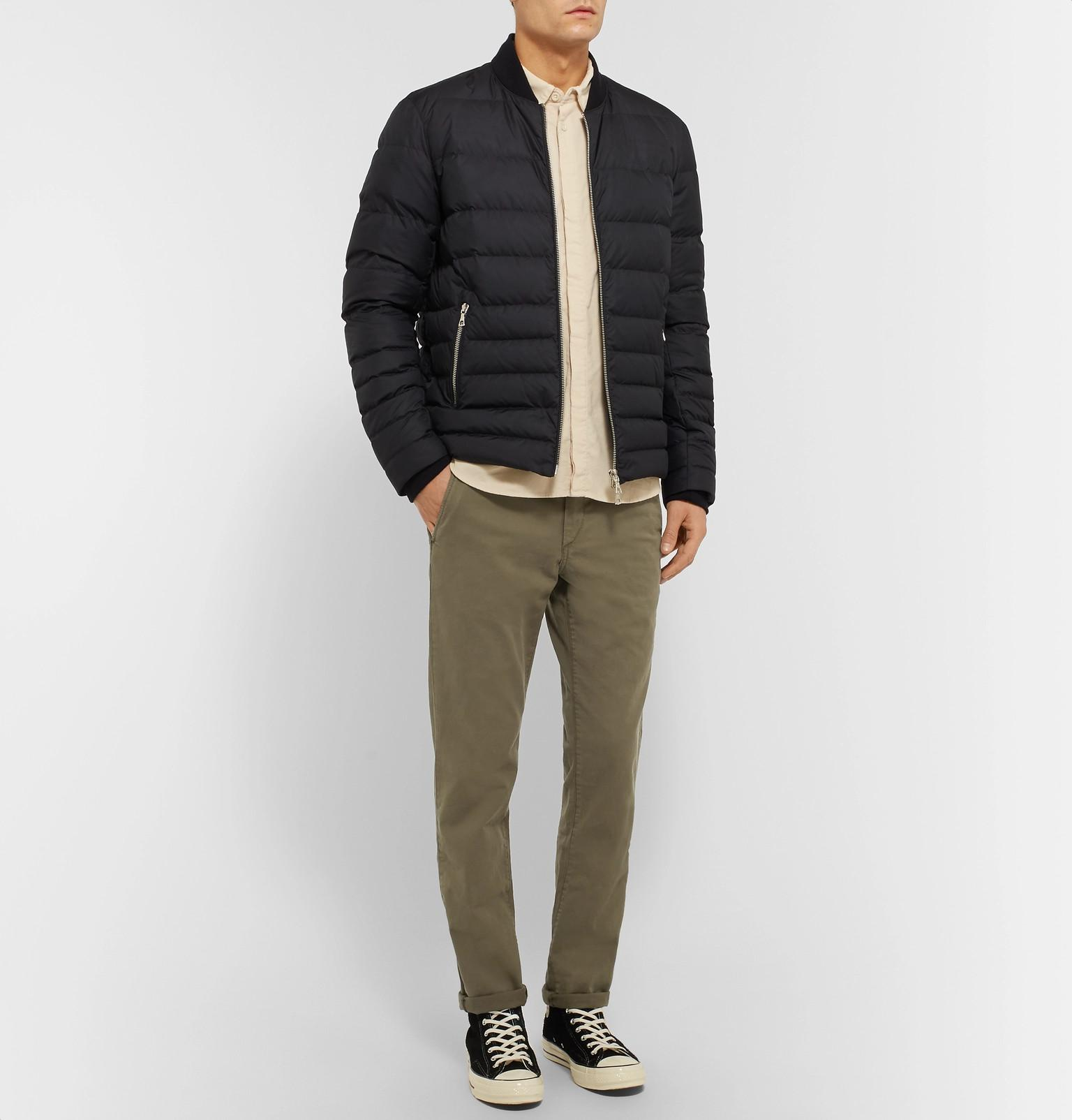 7529e7454ca29 rag-bone-army-green-Fit-2-Slim-fit-Garment-dyed-Stretch-cotton-Twill-Chinos.jpeg