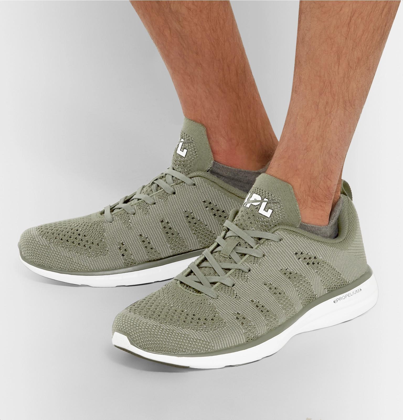 APL Shoes Techloom Pro Cashmere-blend
