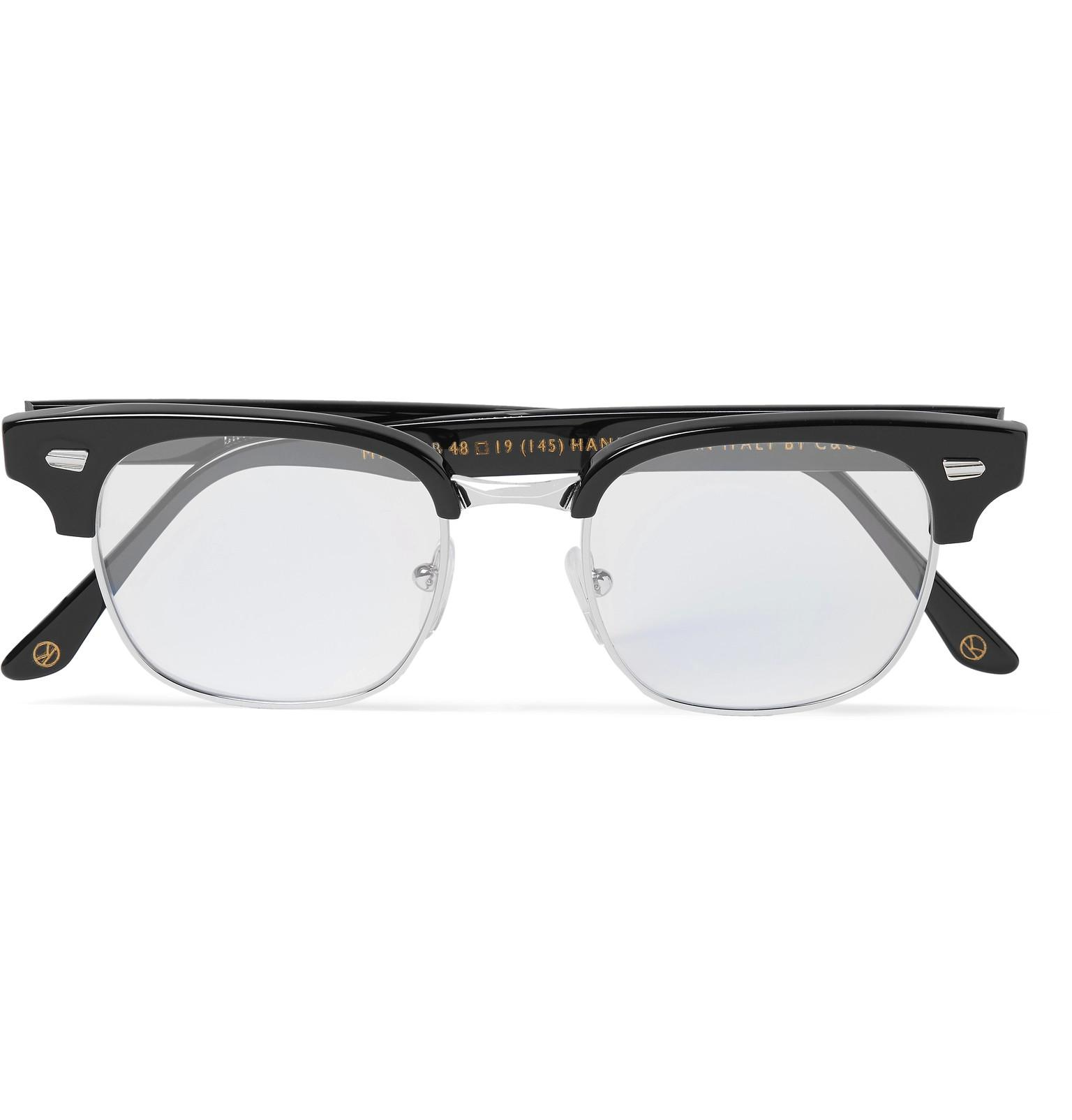 + Cutler And Gross Square-frame Tortoiseshell Acetate Sunglasses Kingsman