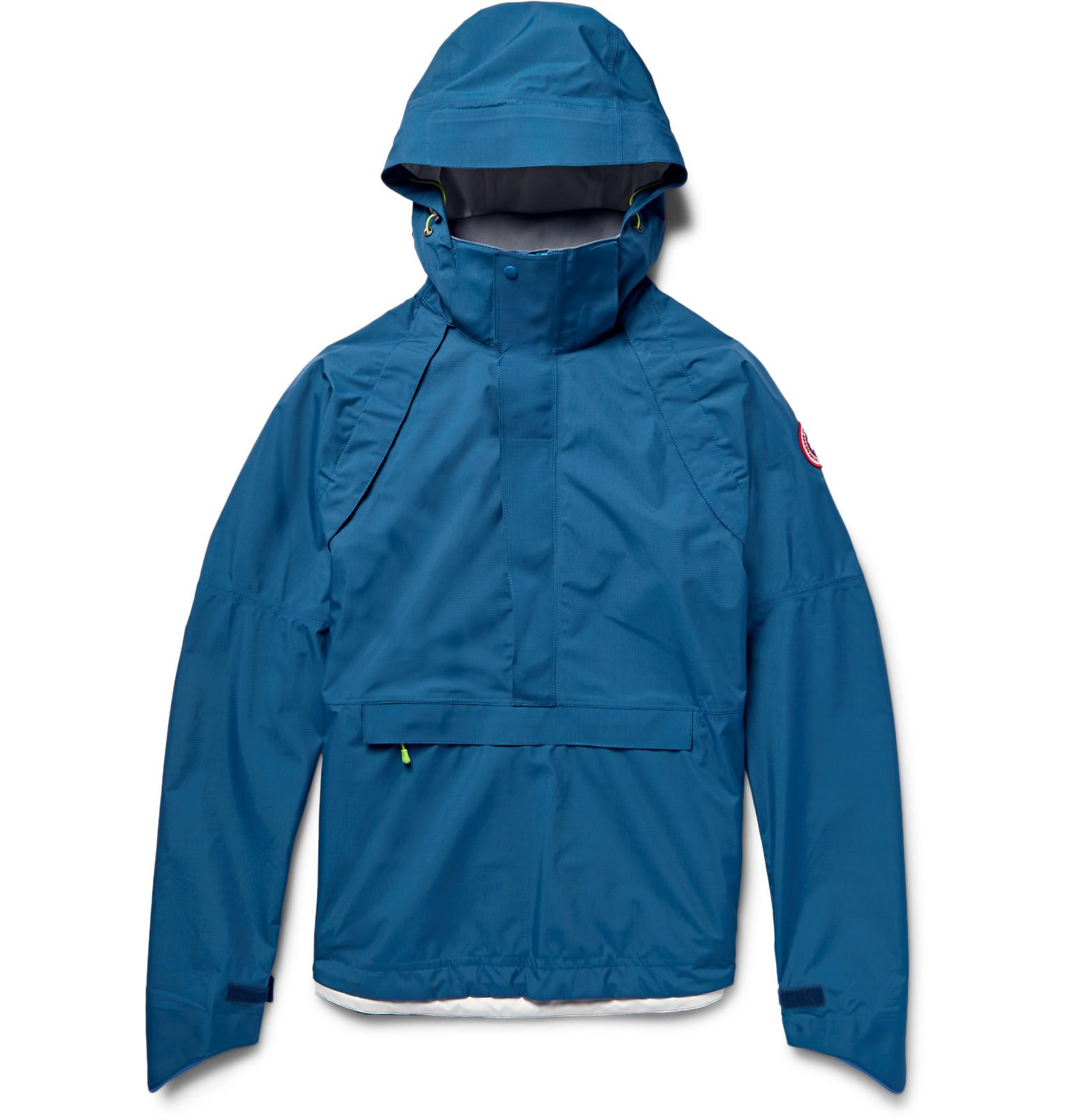 Canada Goose Brunswick Convertible Shell Anorak in Blue for Men - Lyst 04ce57f4aff8