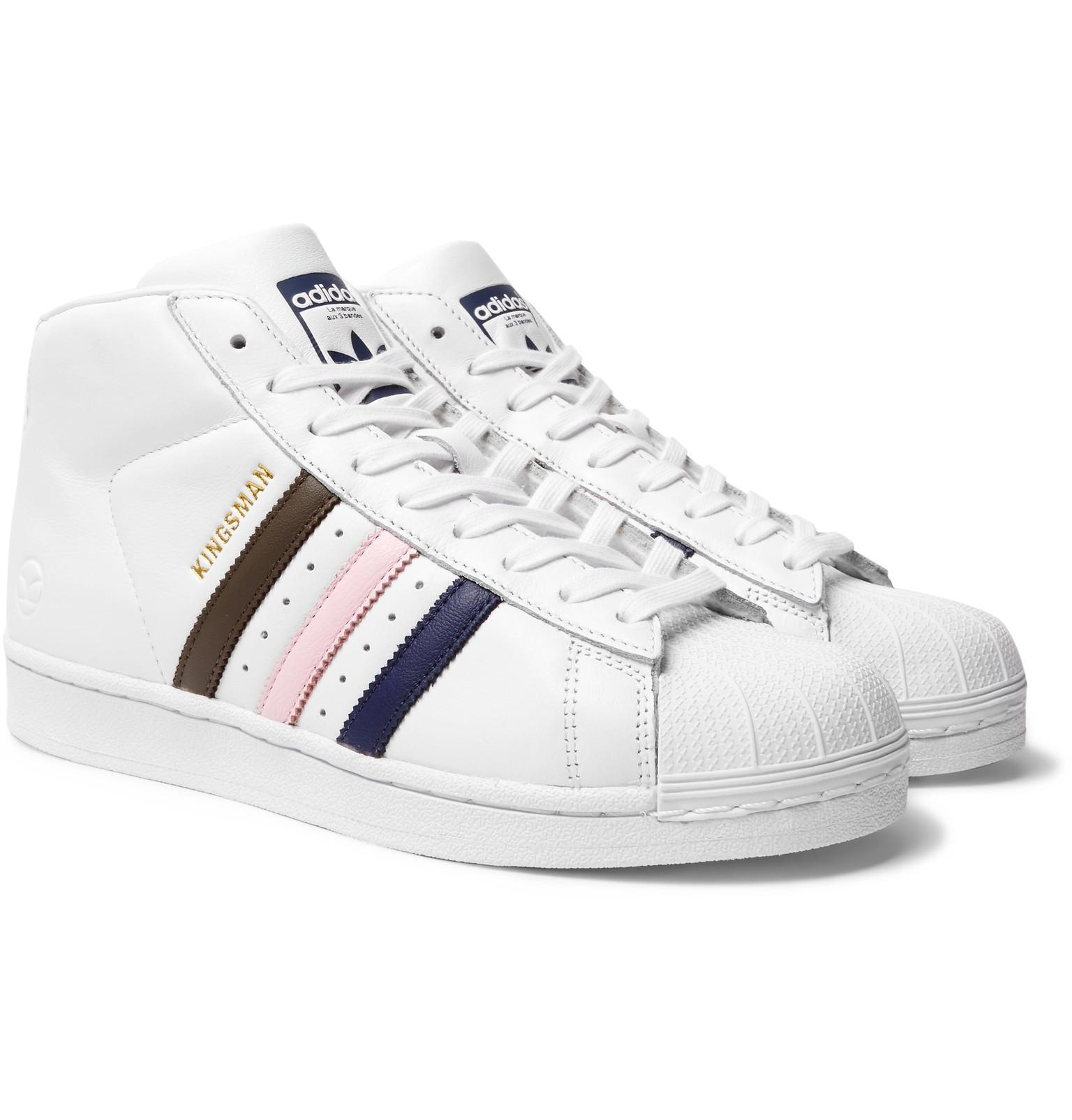 Superstars Shoes High Tops