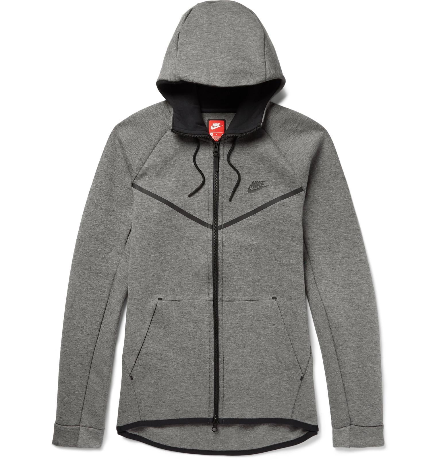 Sportswear Cotton-blend Tech Fleece Sweatshirt Nike Sale 100% Original Outlet Best Store To Get 4j6KLUnAJR
