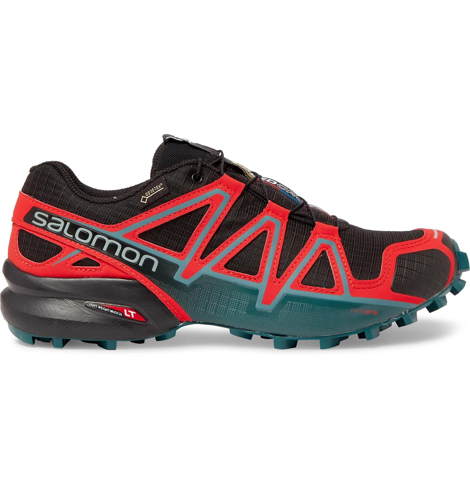 salomon speedcross 4 gore-tex women's trail xq50